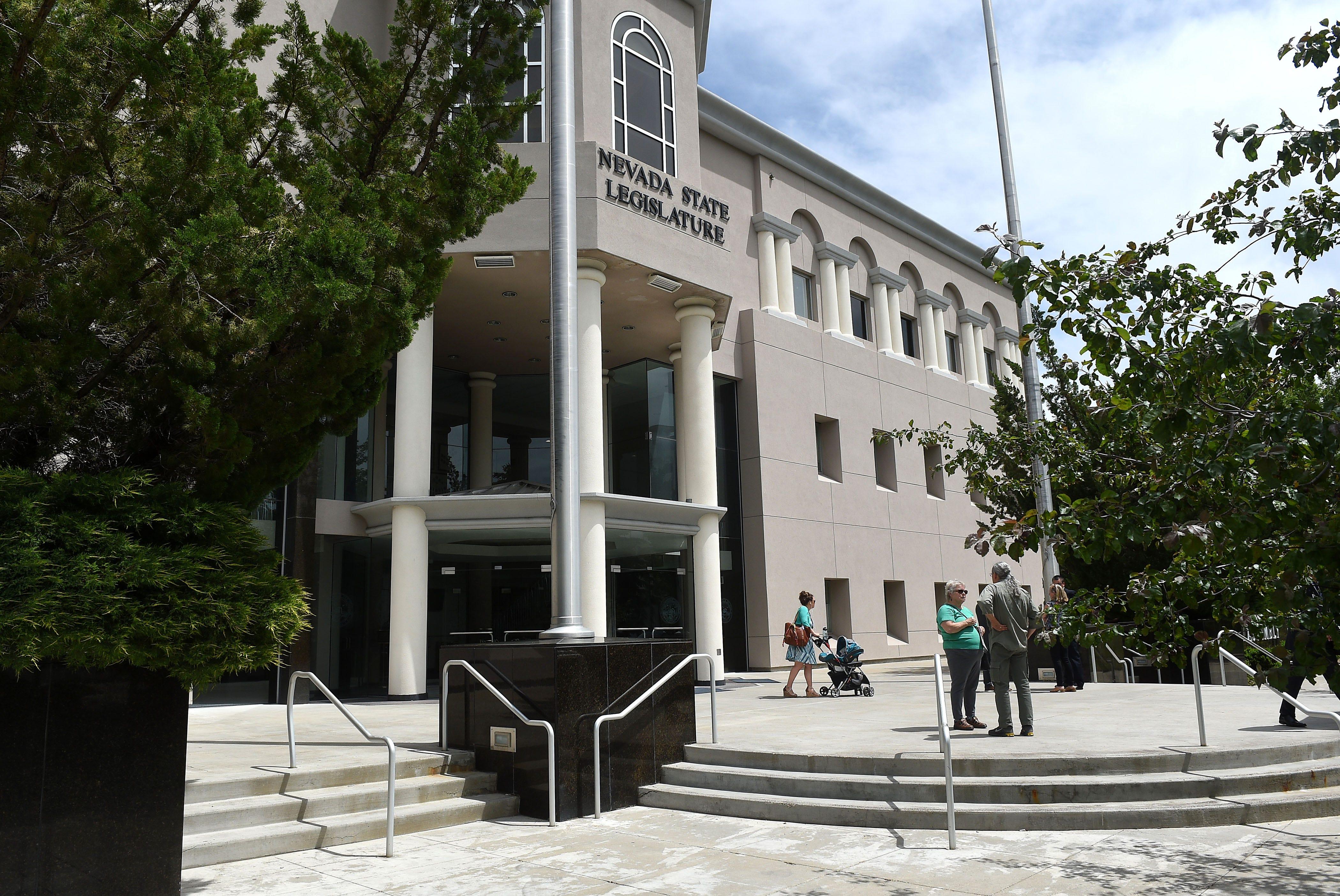 Nevada makes U.S. history with first-ever female-majority state Legislature