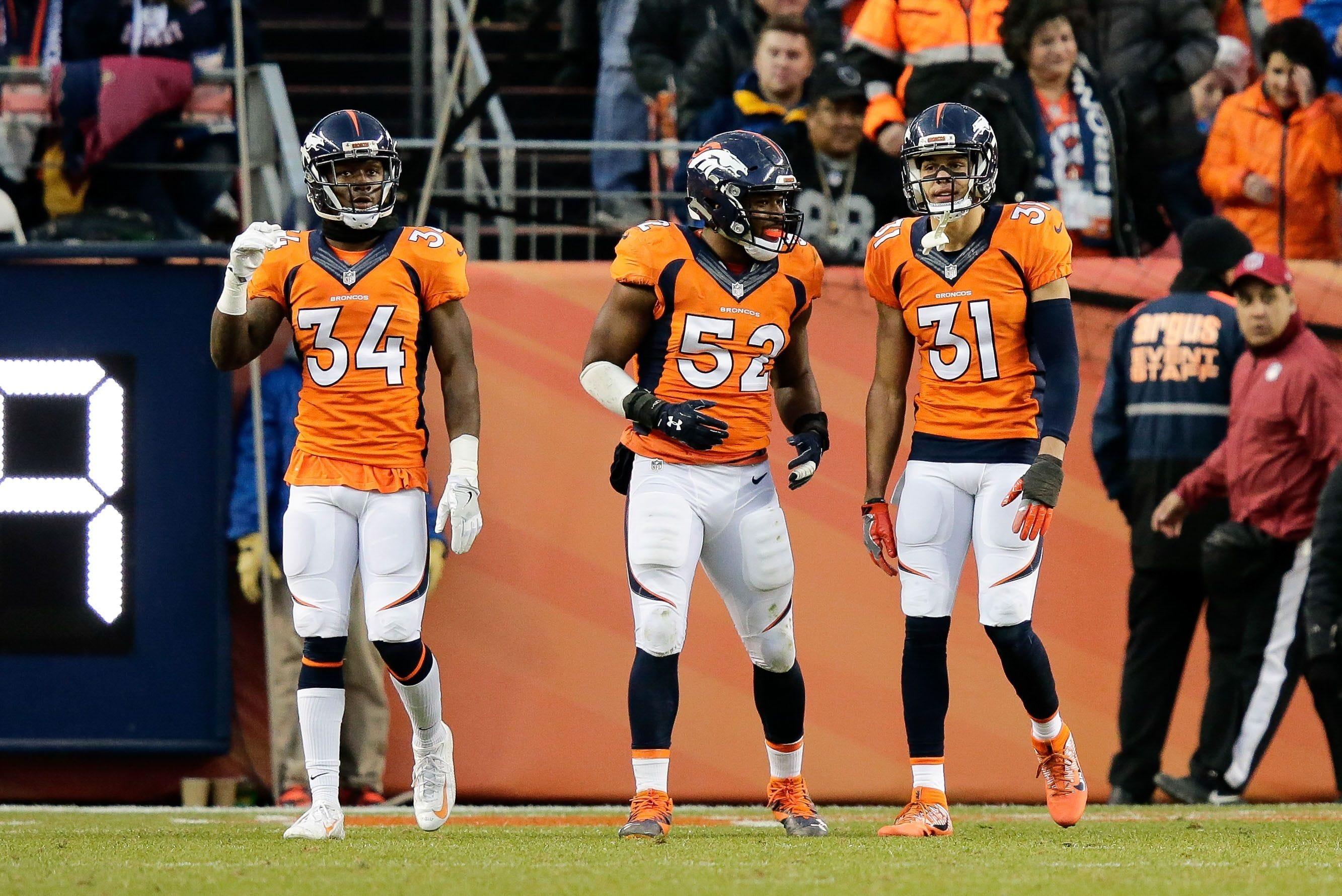 Broncos DB Will Parks says Snapchat post wasn't a dig at Paxton Lynch
