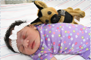 Police release latest image of newborn abandoned in Tempe
