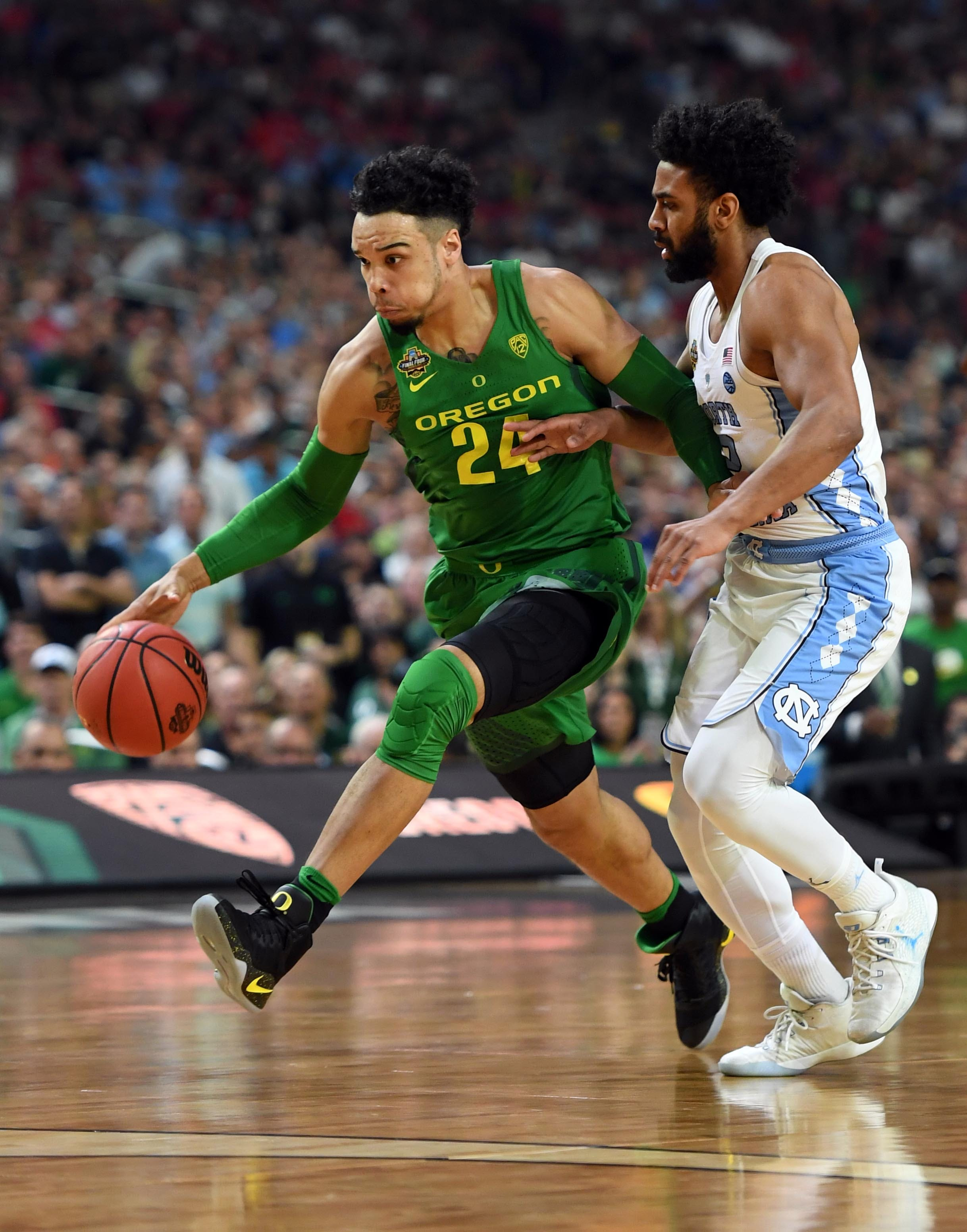 Oregon's Dillon Brooks among 6 working out for Suns Wednesday