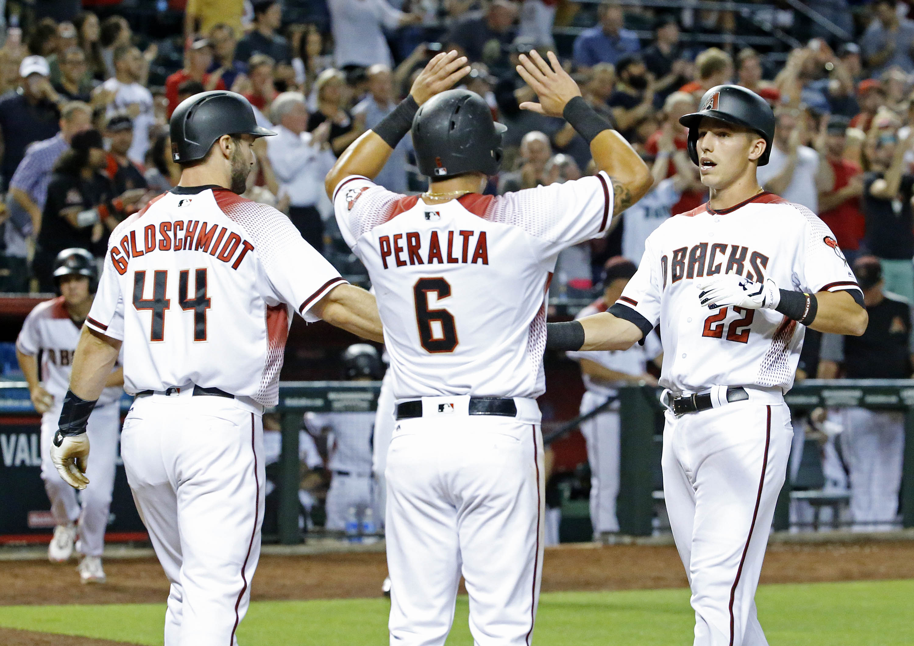 Game Day: Jake Lamb, Brandon Drury put Diamondbacks ahead in the 3rd