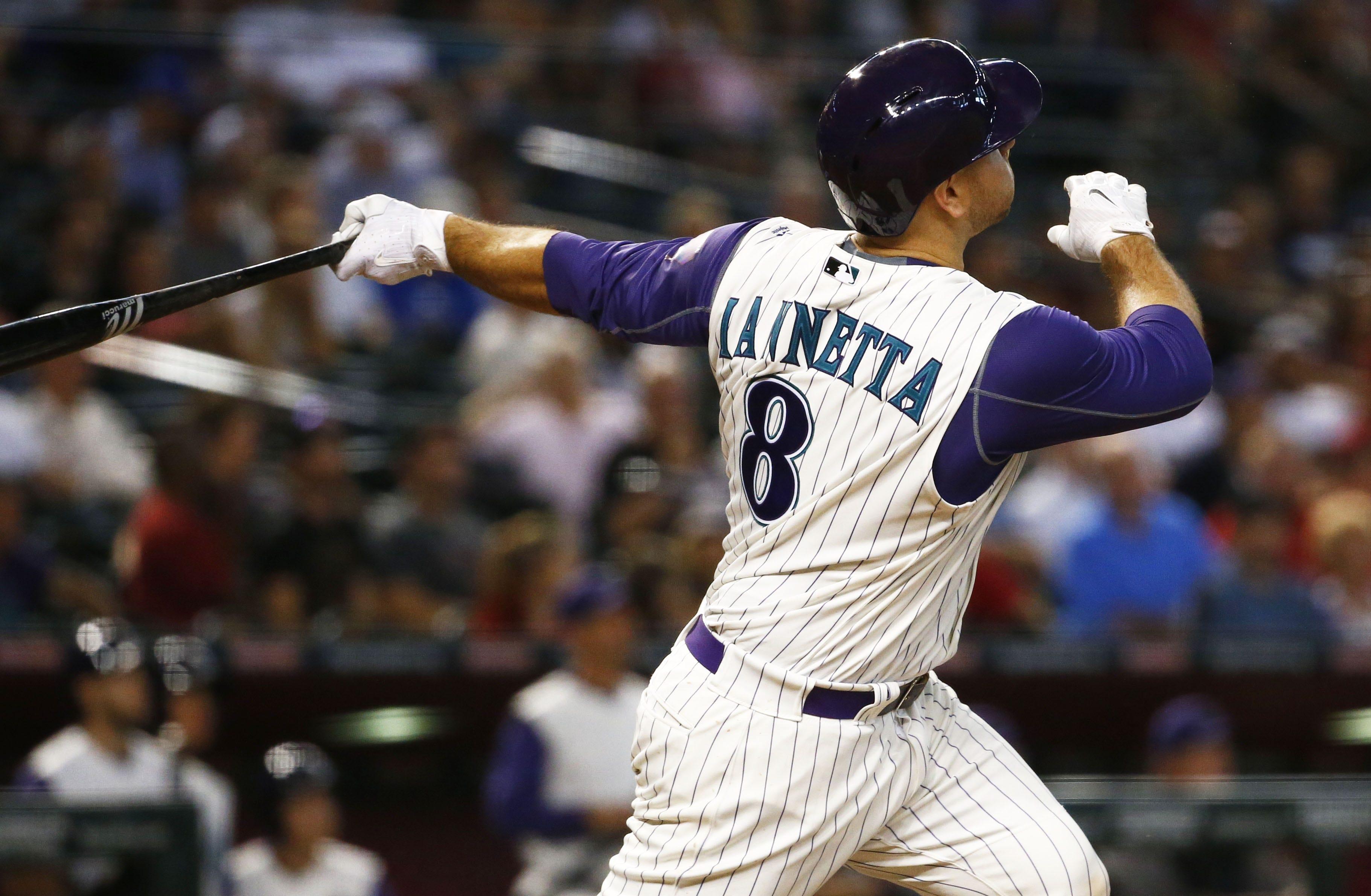 Game day: Iannetta blast puts Diamondbacks on top vs. Padres