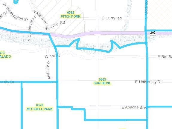New Maricopa County voting district has devil horns