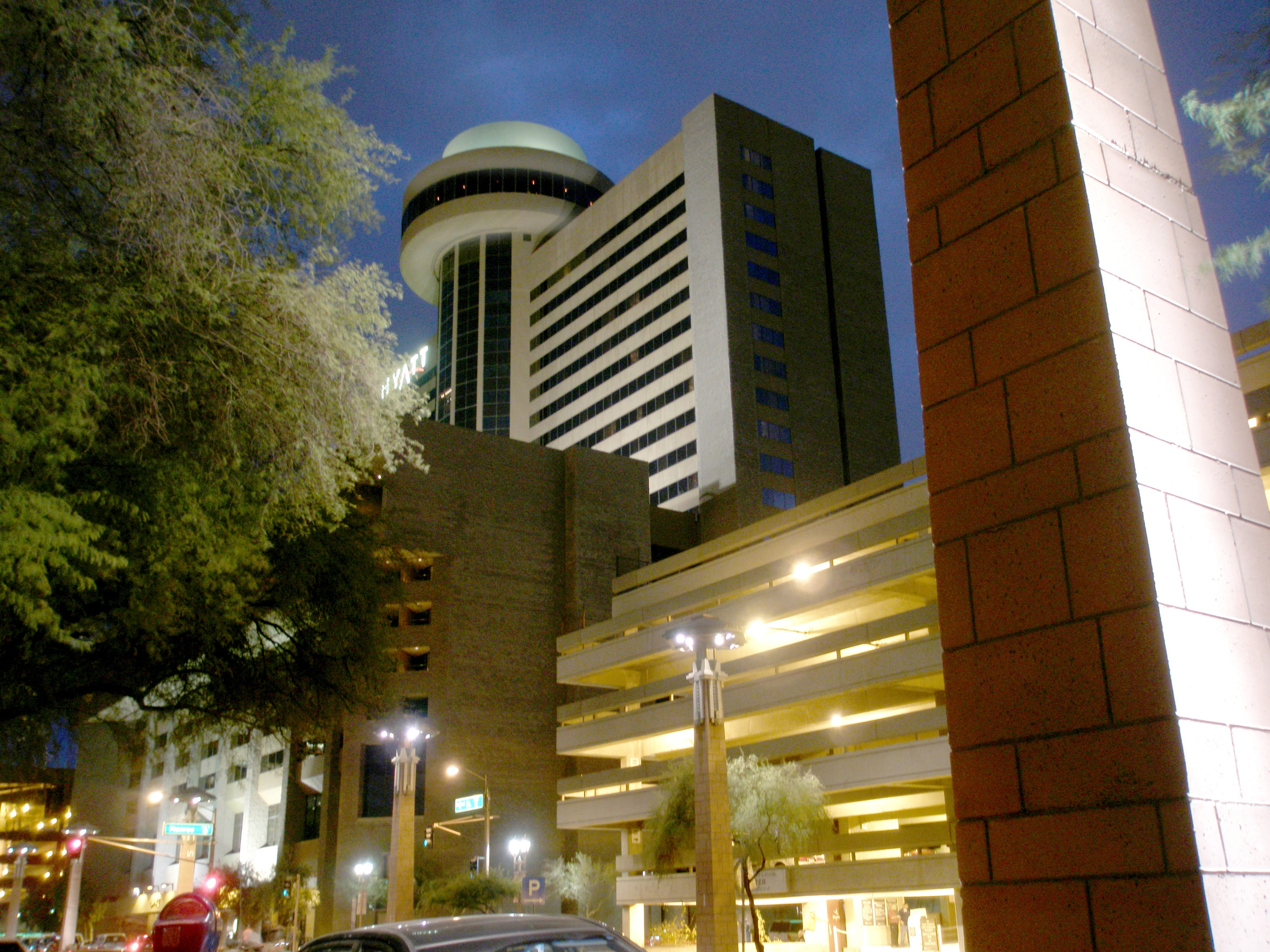 Downtown Phoenix Hyatt hotel sells for $107 million