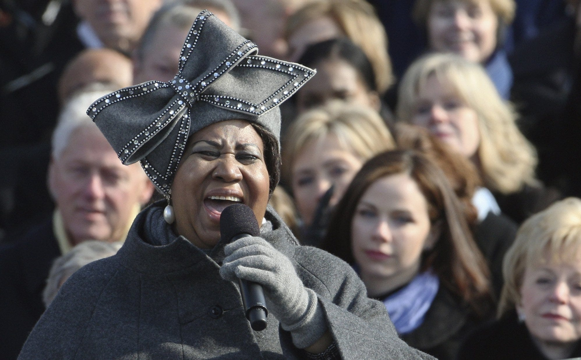 Aretha Franklin's greatest pop culture moments, from 'Blues Brothers' to 'Murphy Brown'