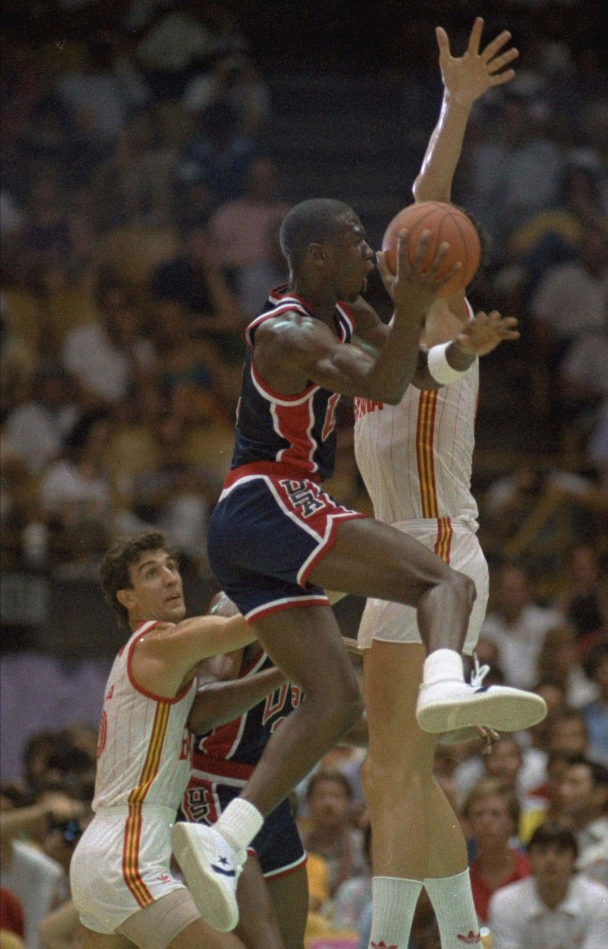 Michael Jordan's Game Worn Converse Sneakers Sold for $190k