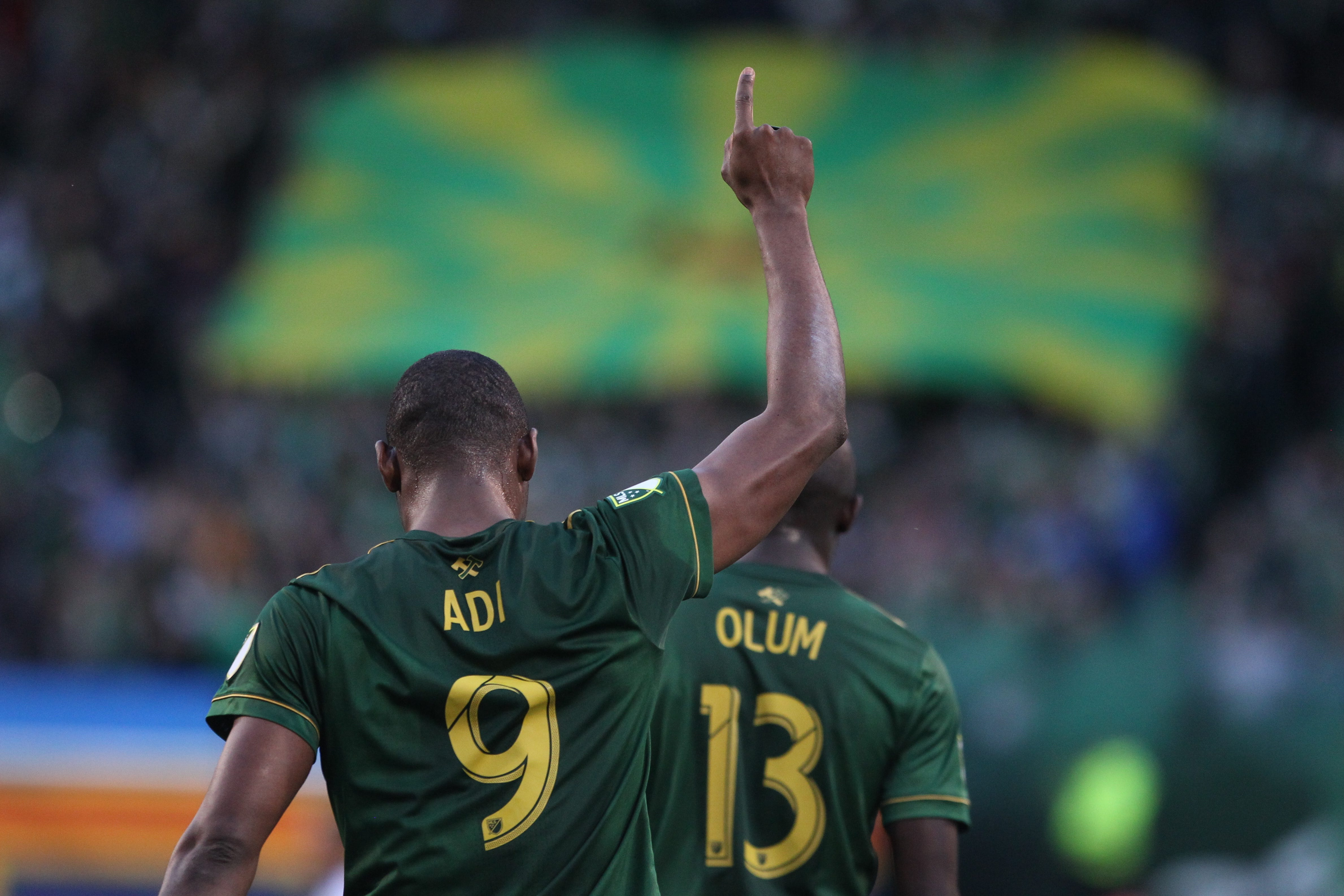 Adi scores twice, Timbers beat FC Dallas 2-0
