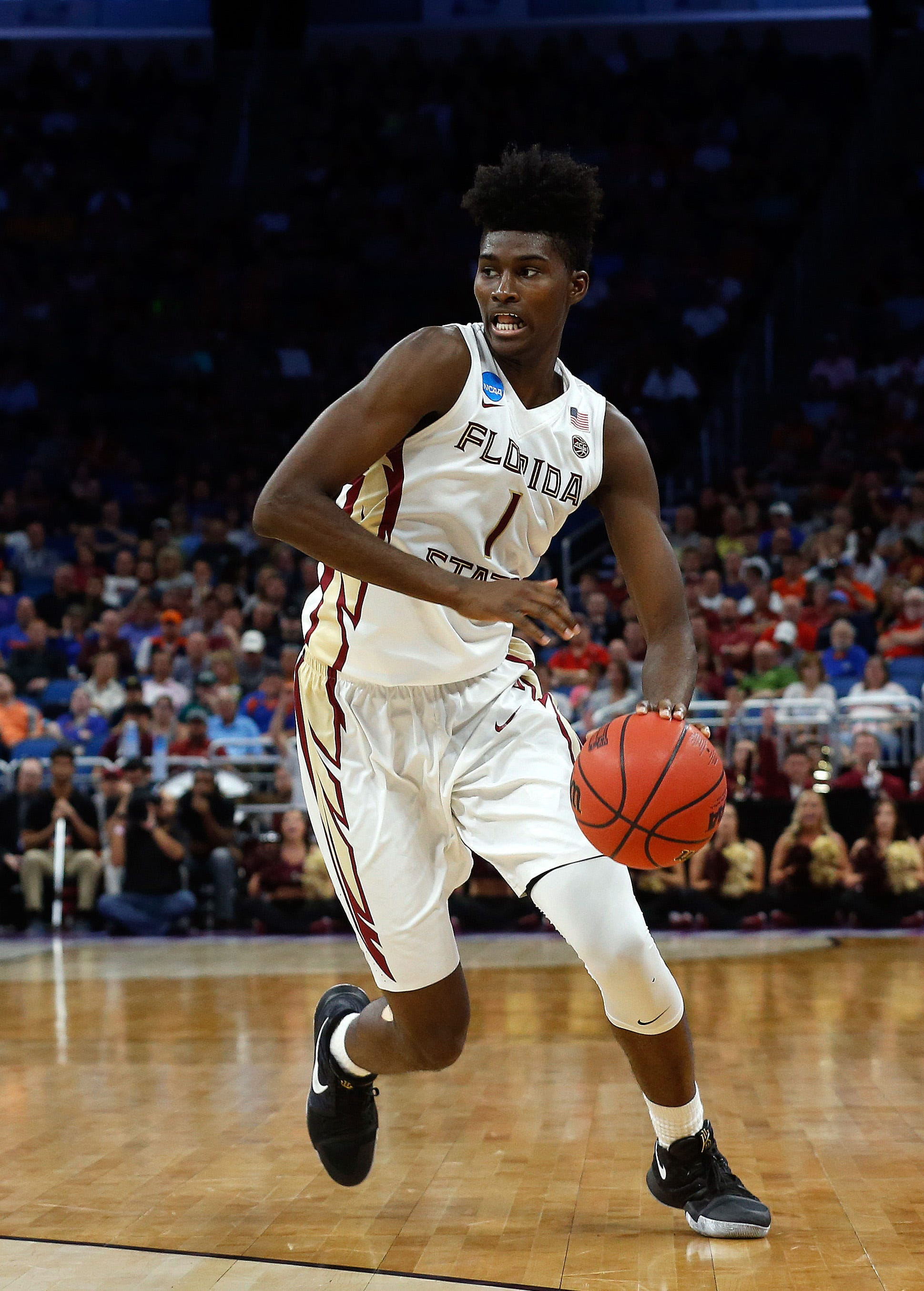 Florida State's Jonathan Isaac visits with Suns, Gonzaga's Zach Collins set for Tuesday workout