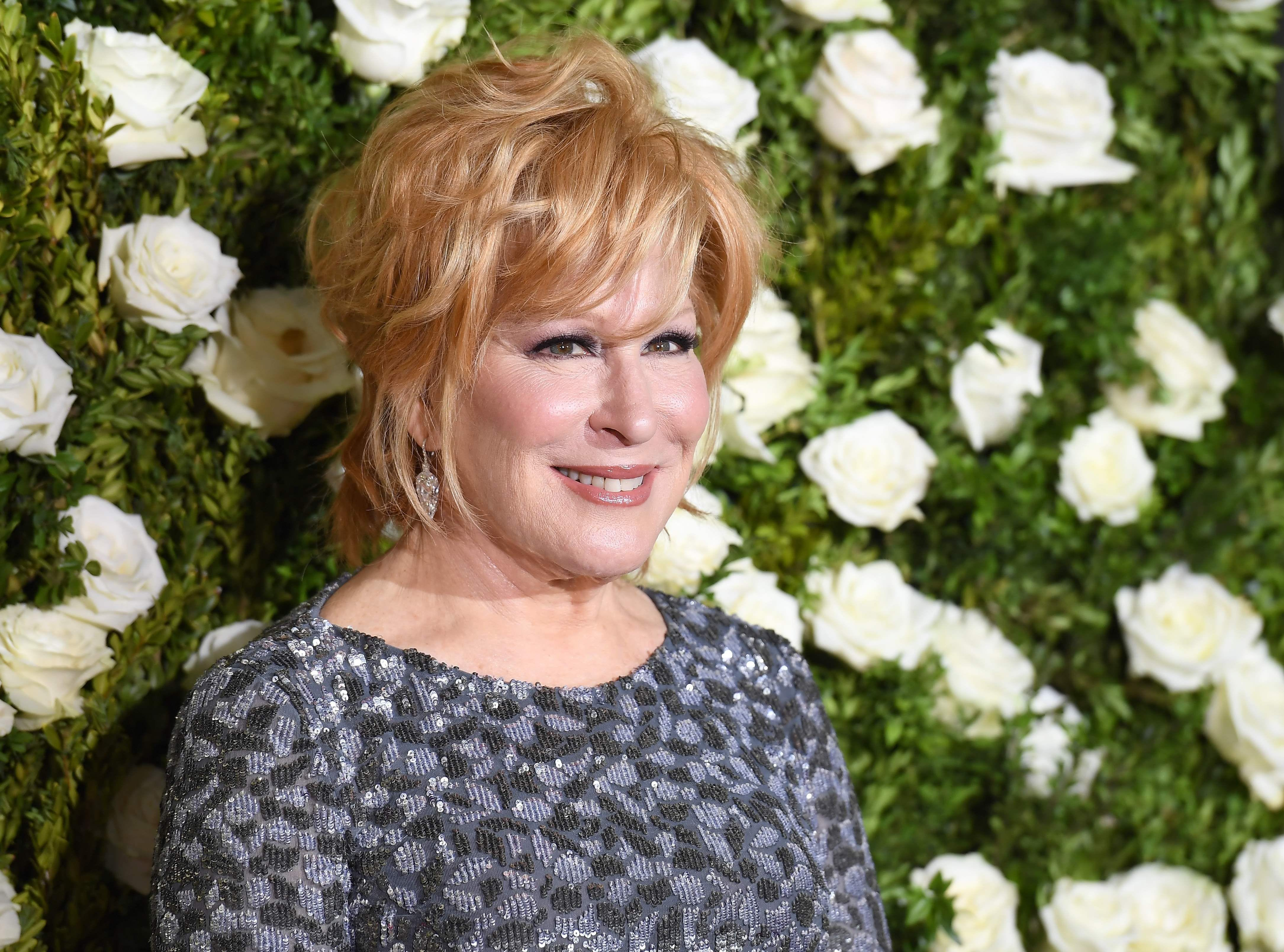 Bette Midler tweets #MeToo story of assault by Geraldo Rivera from Barbara Walters interview