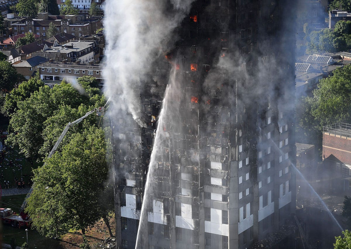 Flammable building panels a needle-in-the-haystack threat