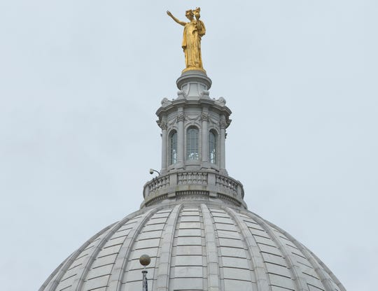 Wisconsin's Legislature is one of 10 in the nation that is considered full-time.