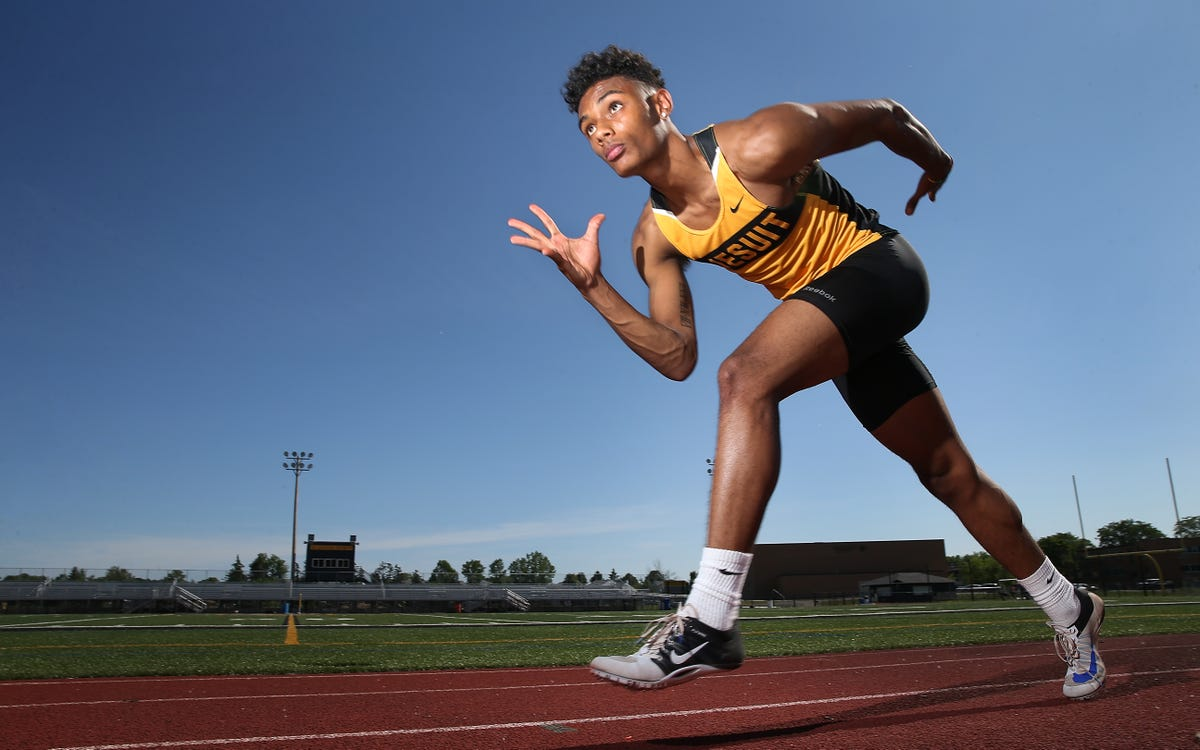 2017 All-Greater Rochester Boys Track and Field Team