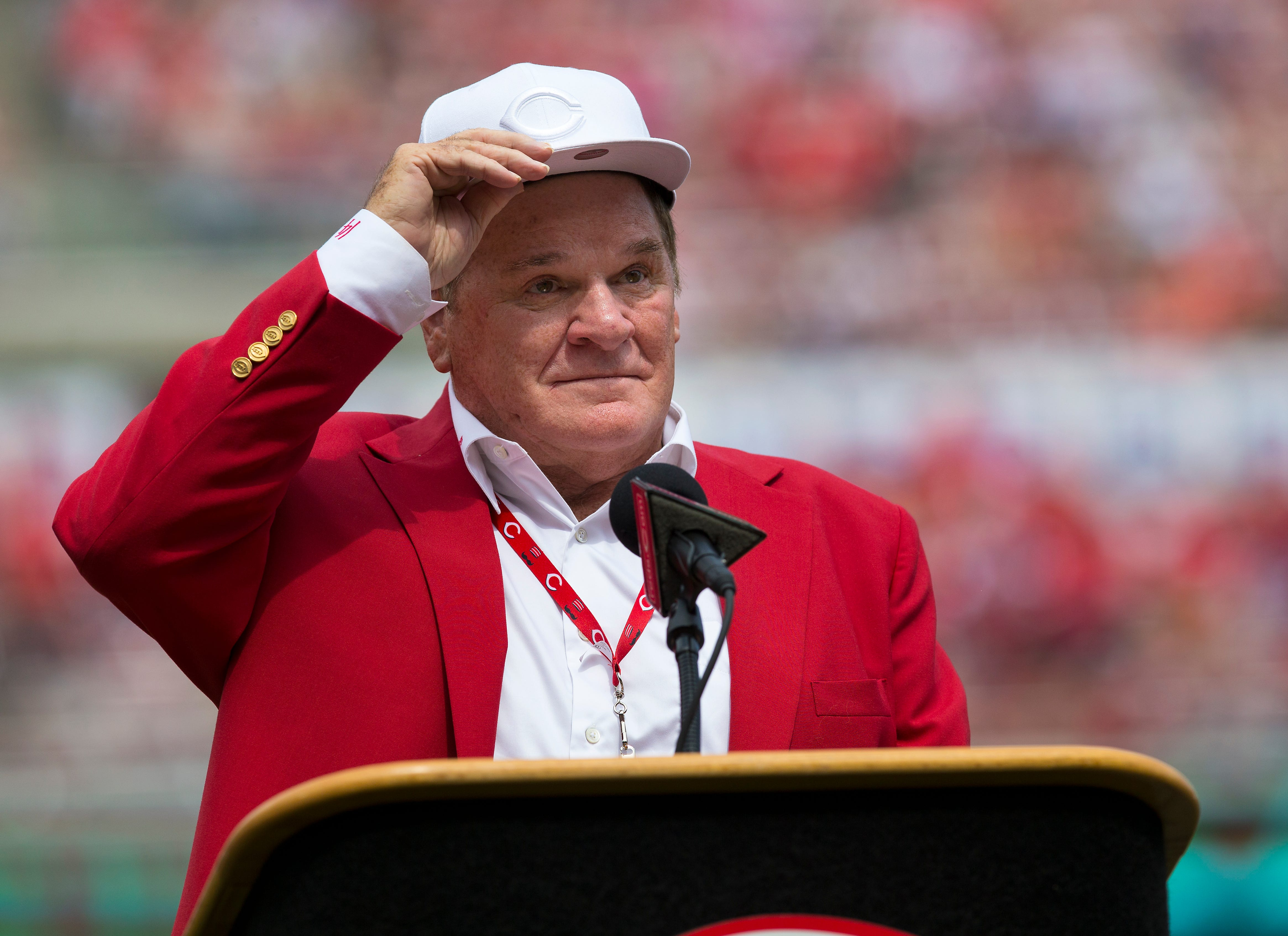 Pete Rose: Betting on baseball was 'the only mistake I've ever made in my life'