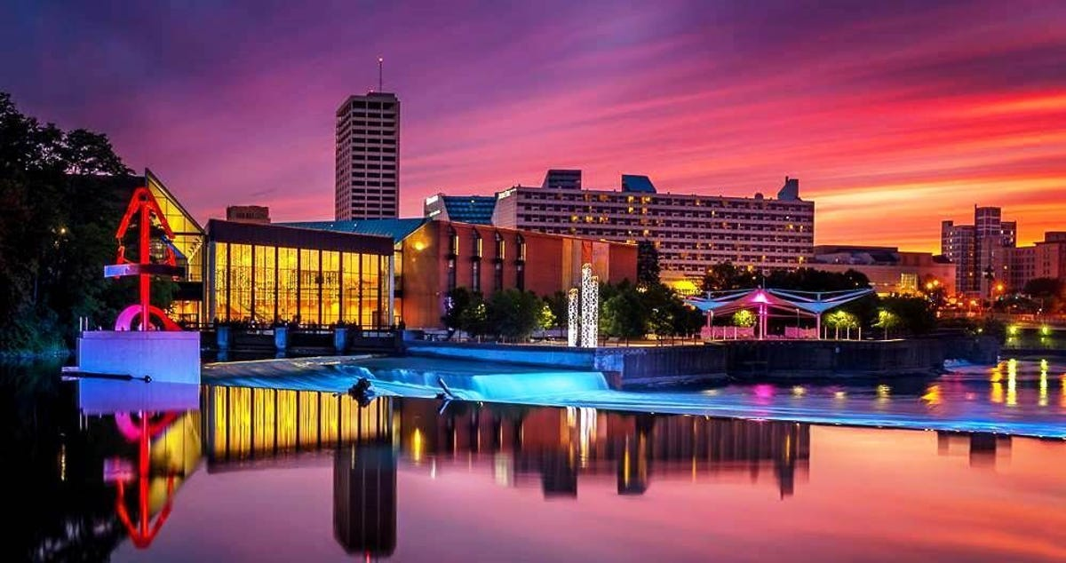 25 must-see buildings in Indiana