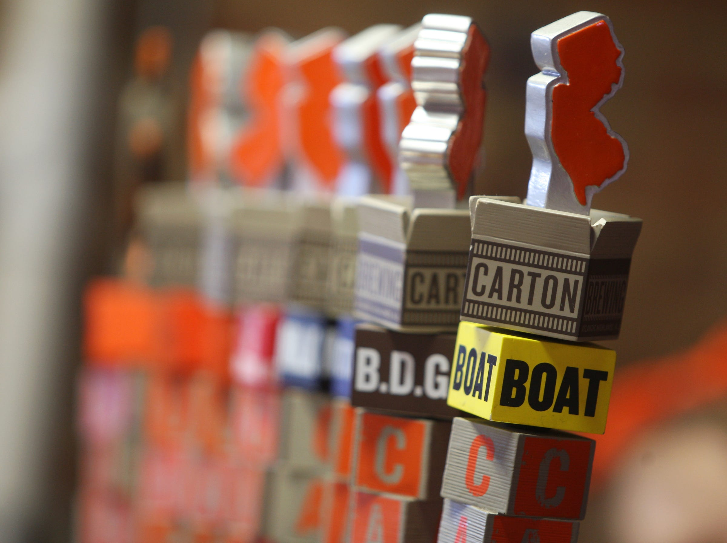 Spirits of N.J.: Carton takes over Old Bay on Wednesday