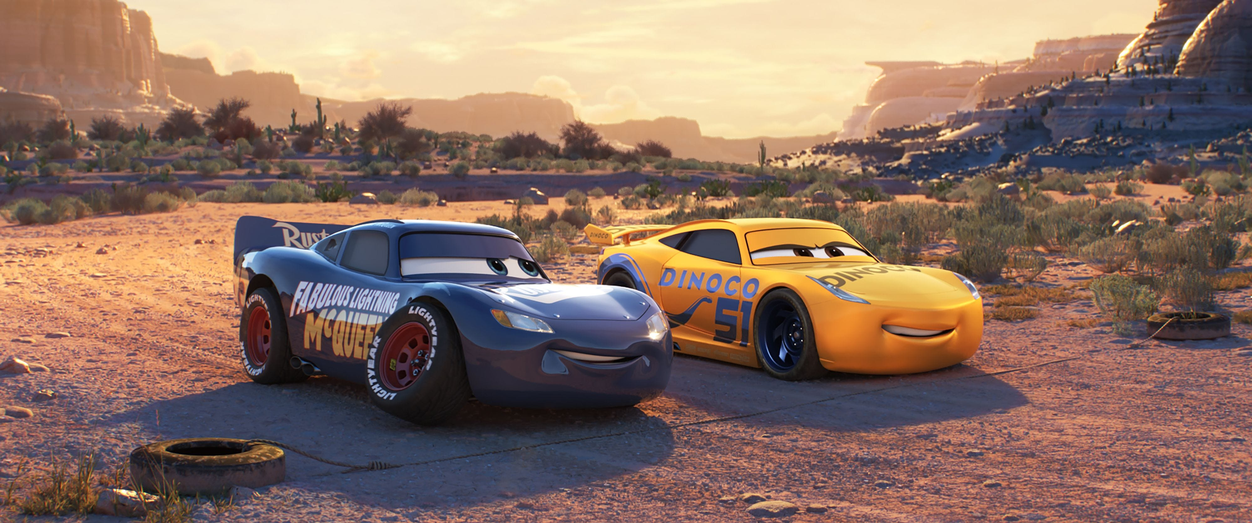 Spoilers: Why Lightning McQueen got a new paint job in  Cars 3