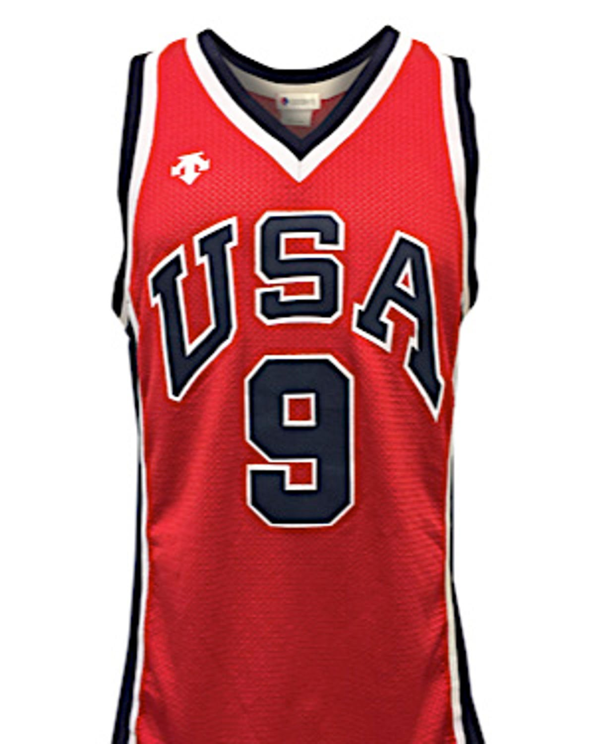 watch 7ad42 2d8bc Jersey possibly worn by Michael Jordan sells for $273,904