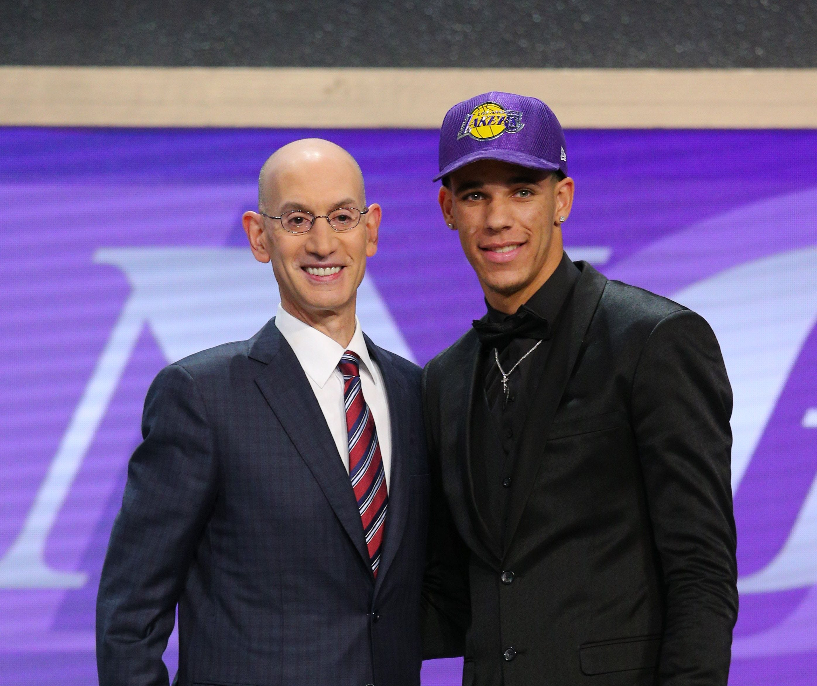 Lonzo Ball not the Lakers savior, but he's a good start