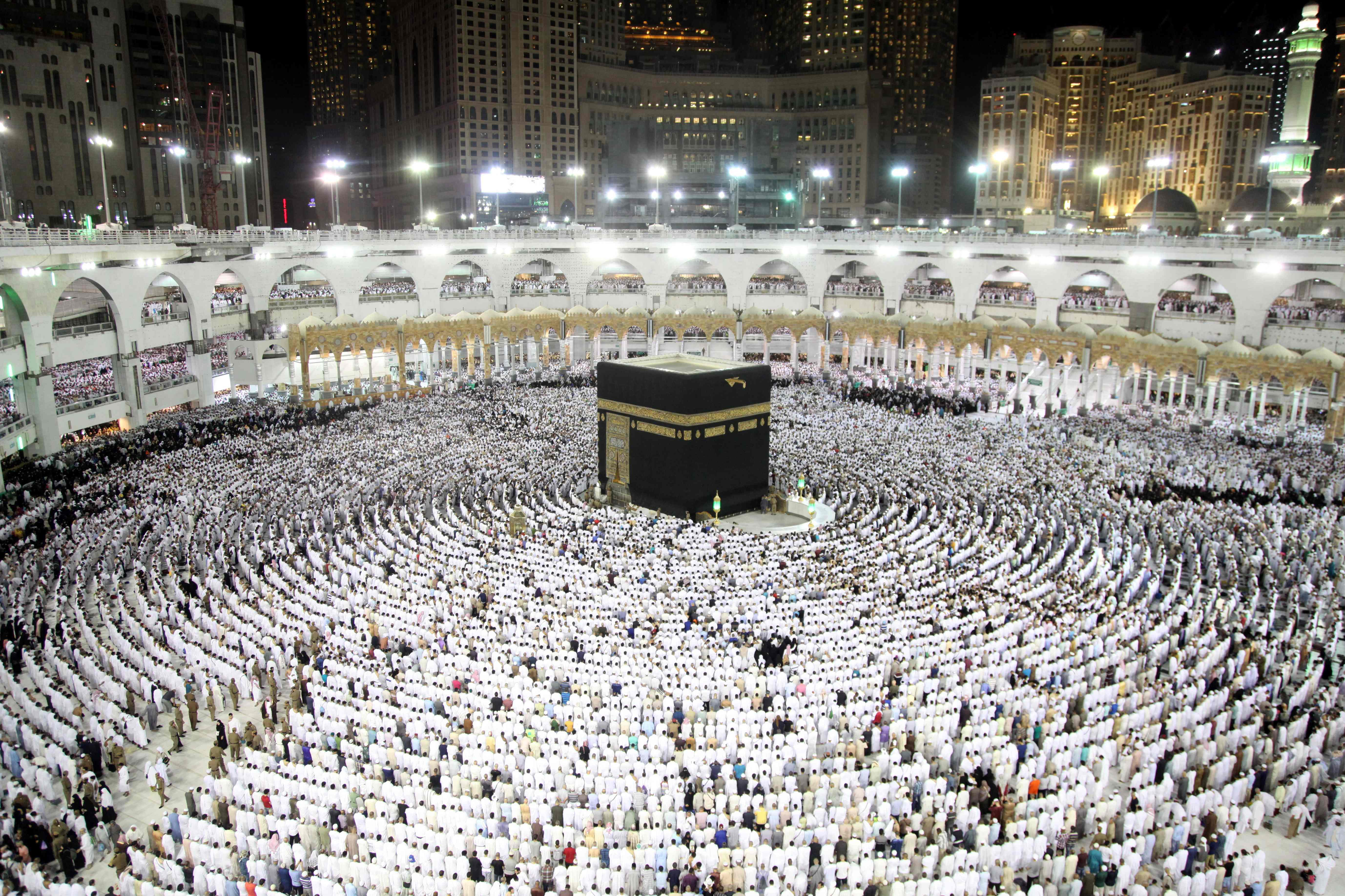 Report: Saudis say purported terror attack on Mecca's Grand Mosque foiled