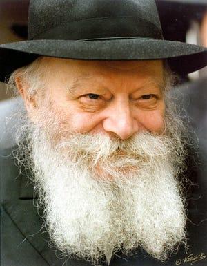 Rabbi Menachem Schneerson