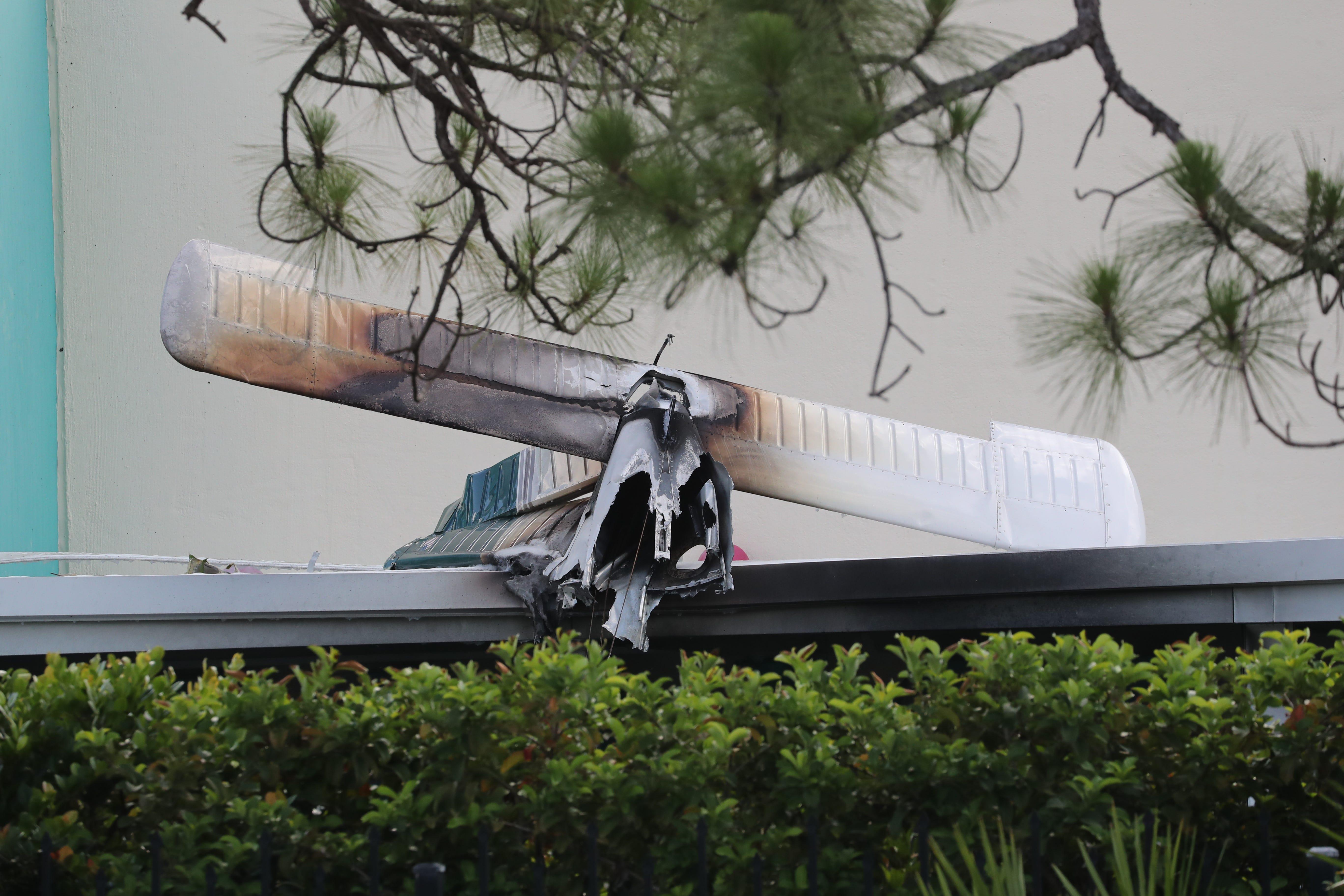 1 killed in South Florida plane crash