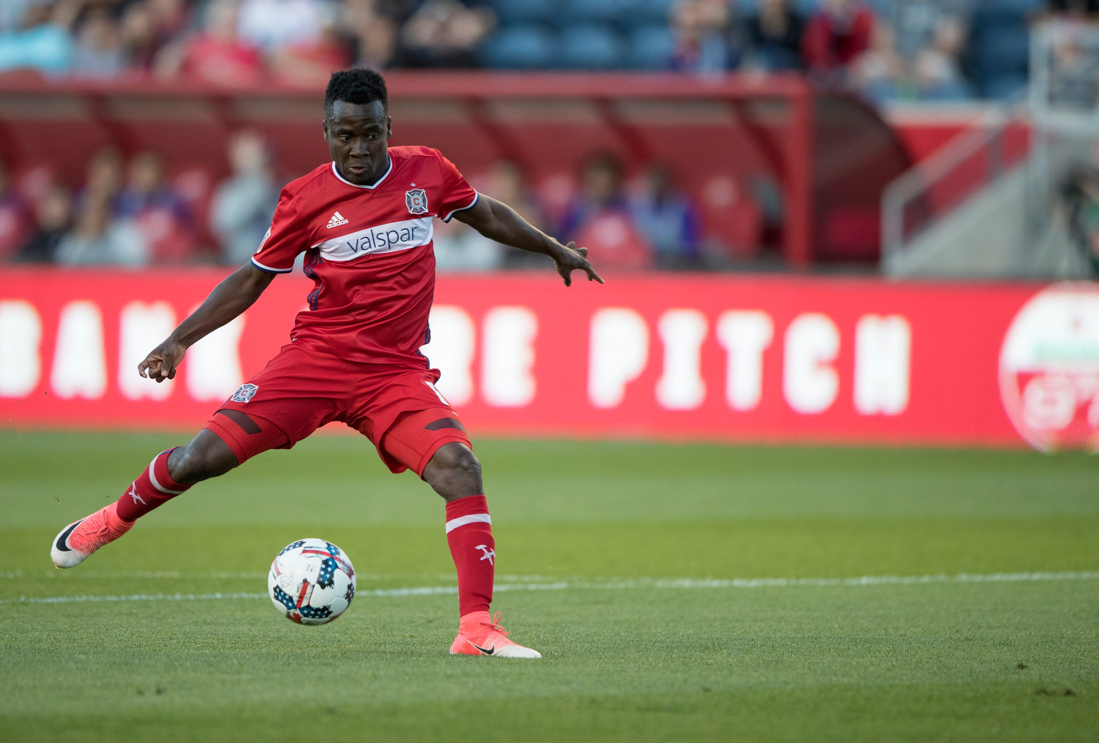 Chicago Fire earn team-record seventh straight home win