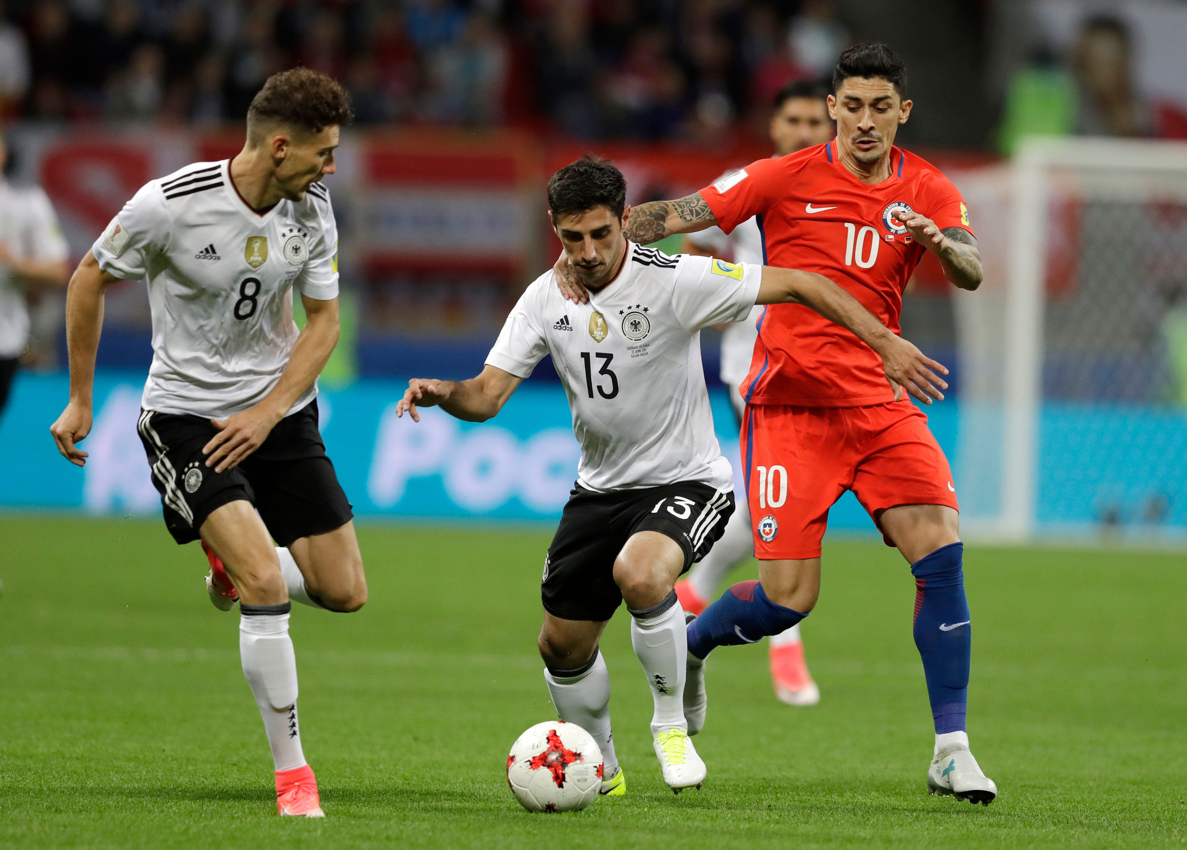 Germany's Goretzka in demand after new diet-aided healing