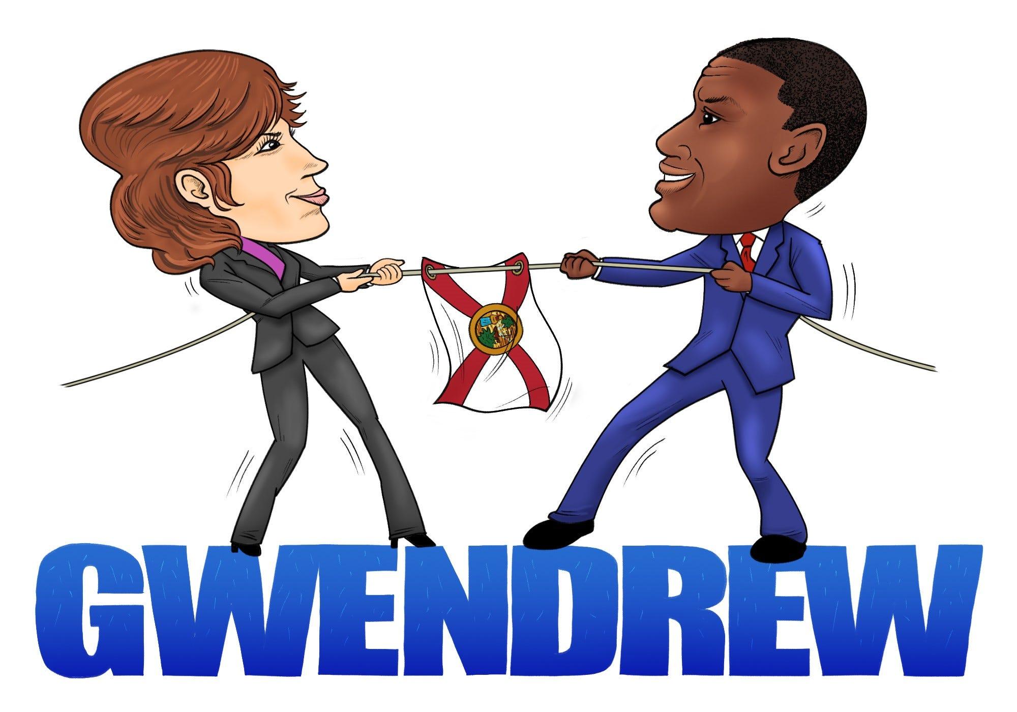 Gwendrew logo