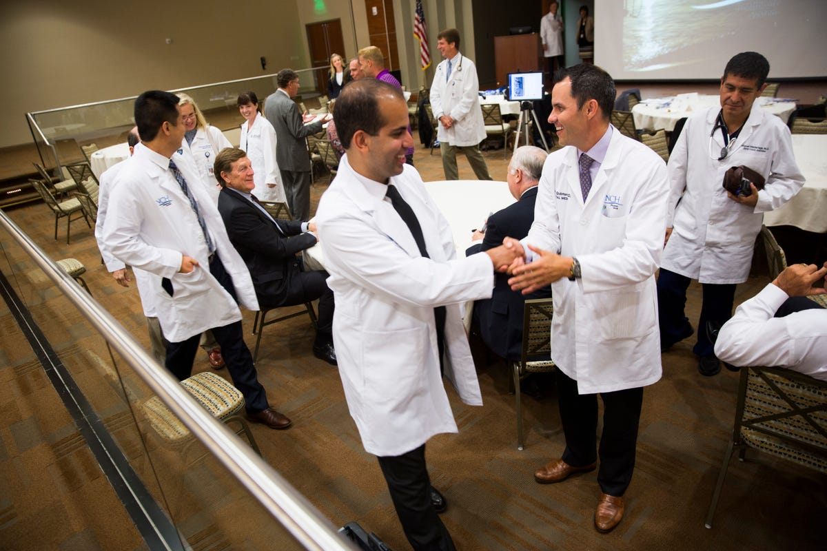Report on doctor shortage: Funding helped, but more needed