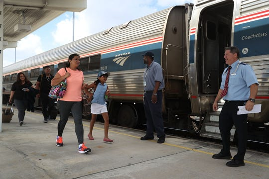 Amtrak is reducing service between Miami and New York, among other routes.