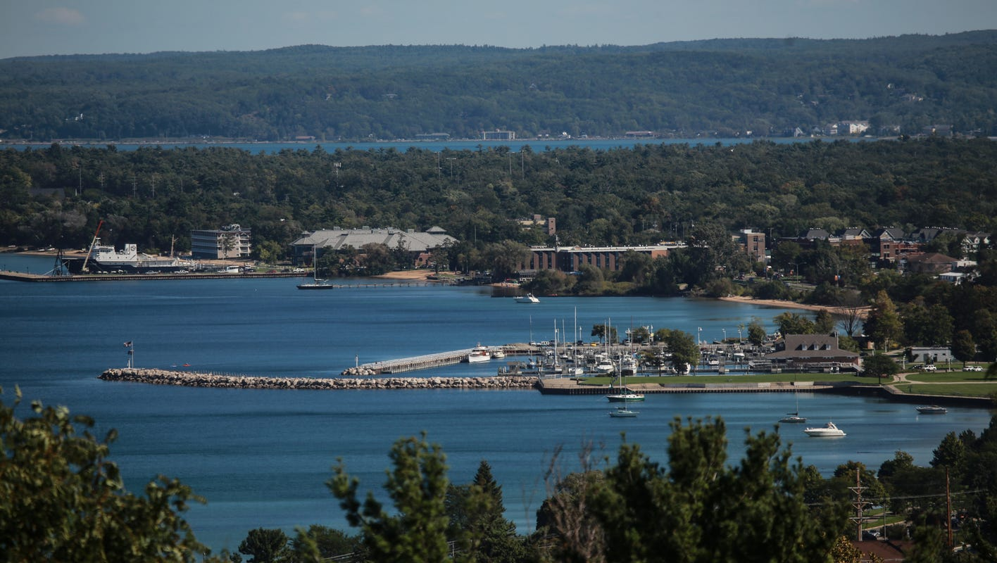 Traverse City is the No. 1 lake beach town in America, study says