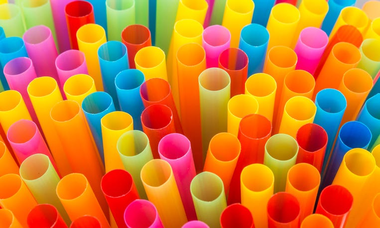 About those straws: Even in arid Arizona, all drains can lead to the ocean