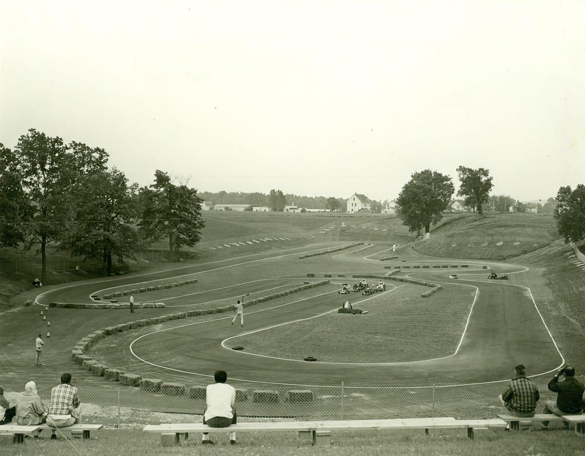 Go-kart craze swept Sheboygan County in 1960's