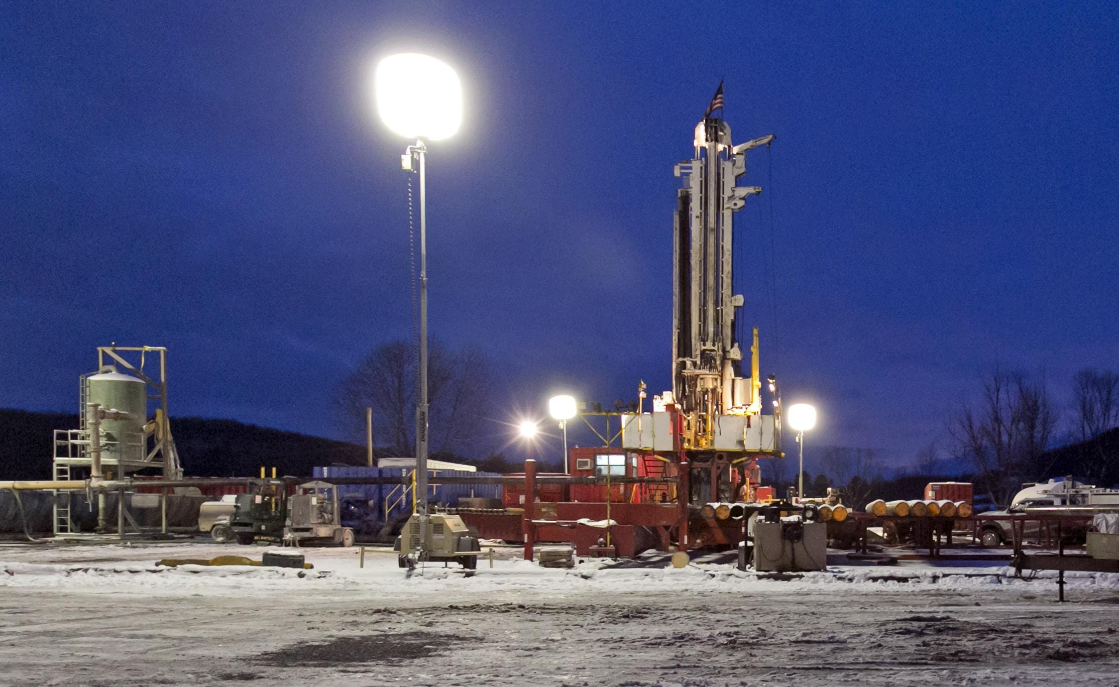 Shale Gas Drillers Begin To Rebound In Pa Become A Notary How