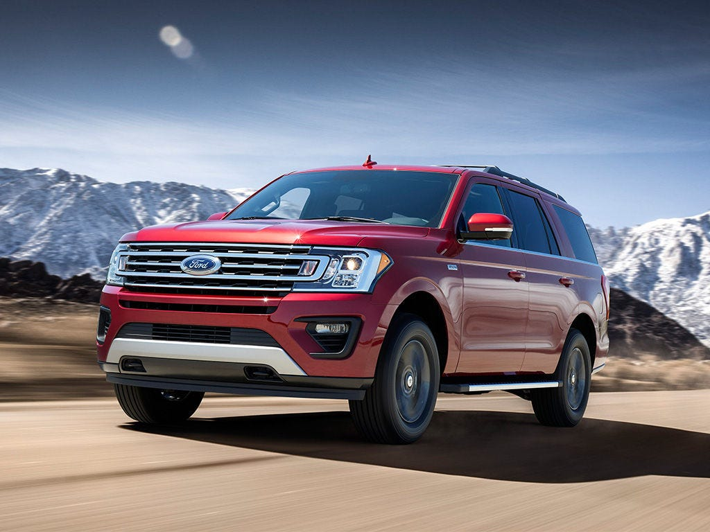 Truck of the Year finalist: The Ford Expedition