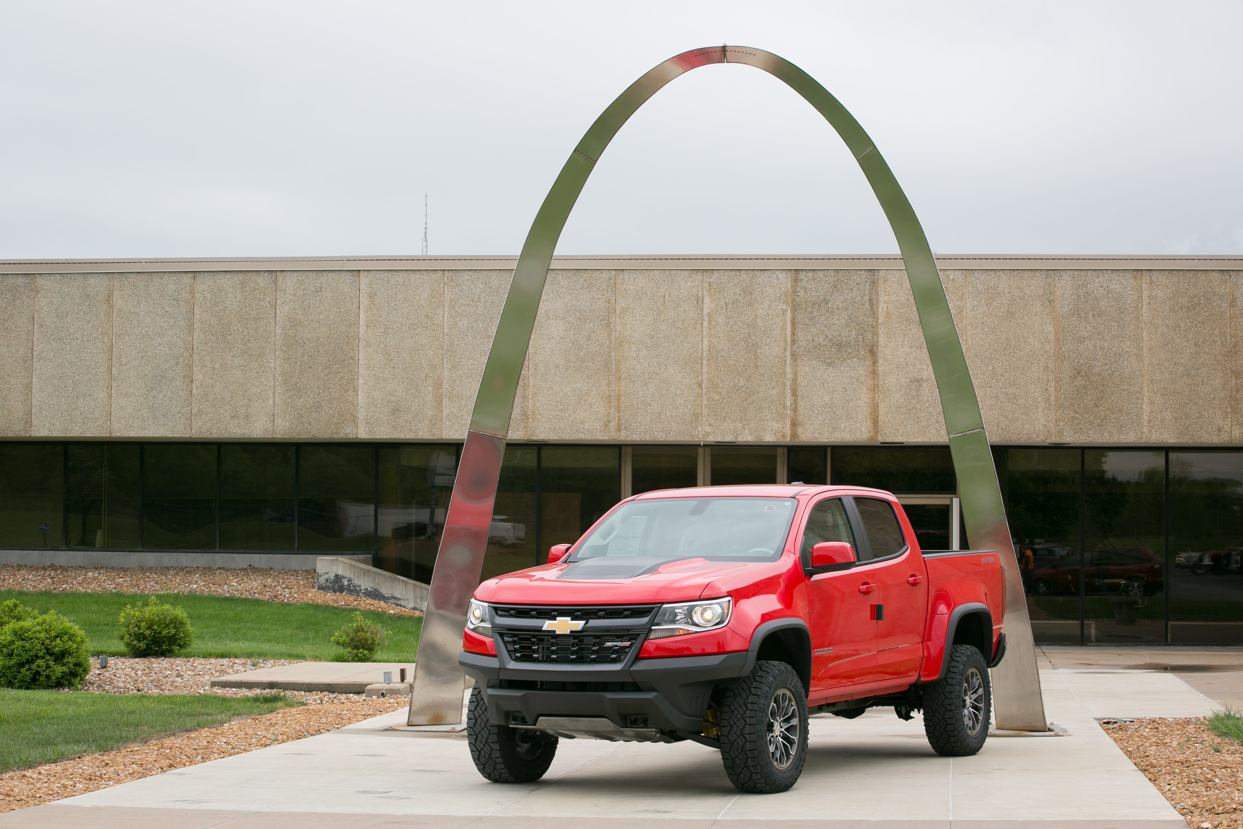 Truck of the Year finalist: The Chevrolet Colorado
