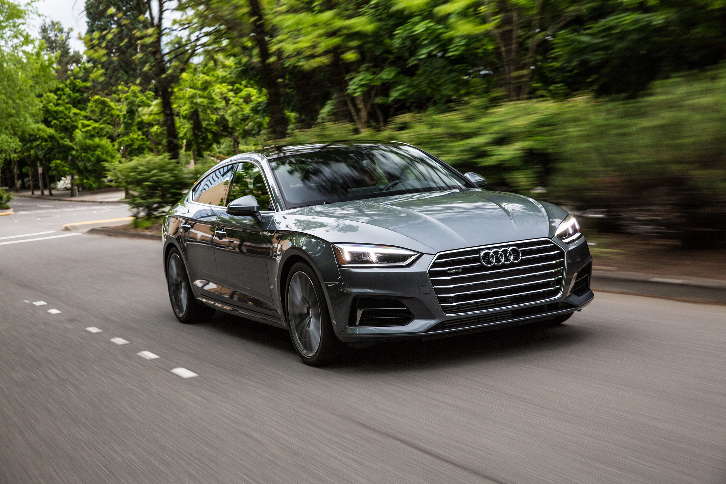 Car of the Year nominee: The Audi A5 Sportback
