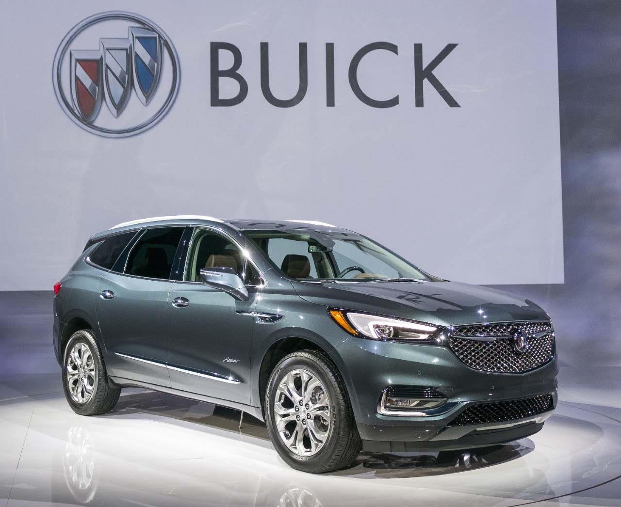 Utility of the Year nominee: The 2018 Buick Enclave