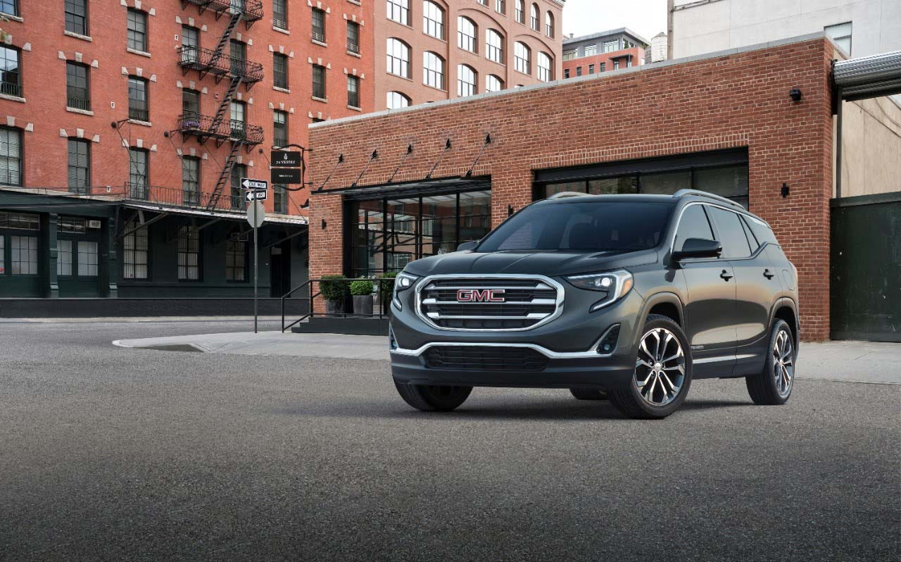 Utility of the Year nominee: The GMC Terrain