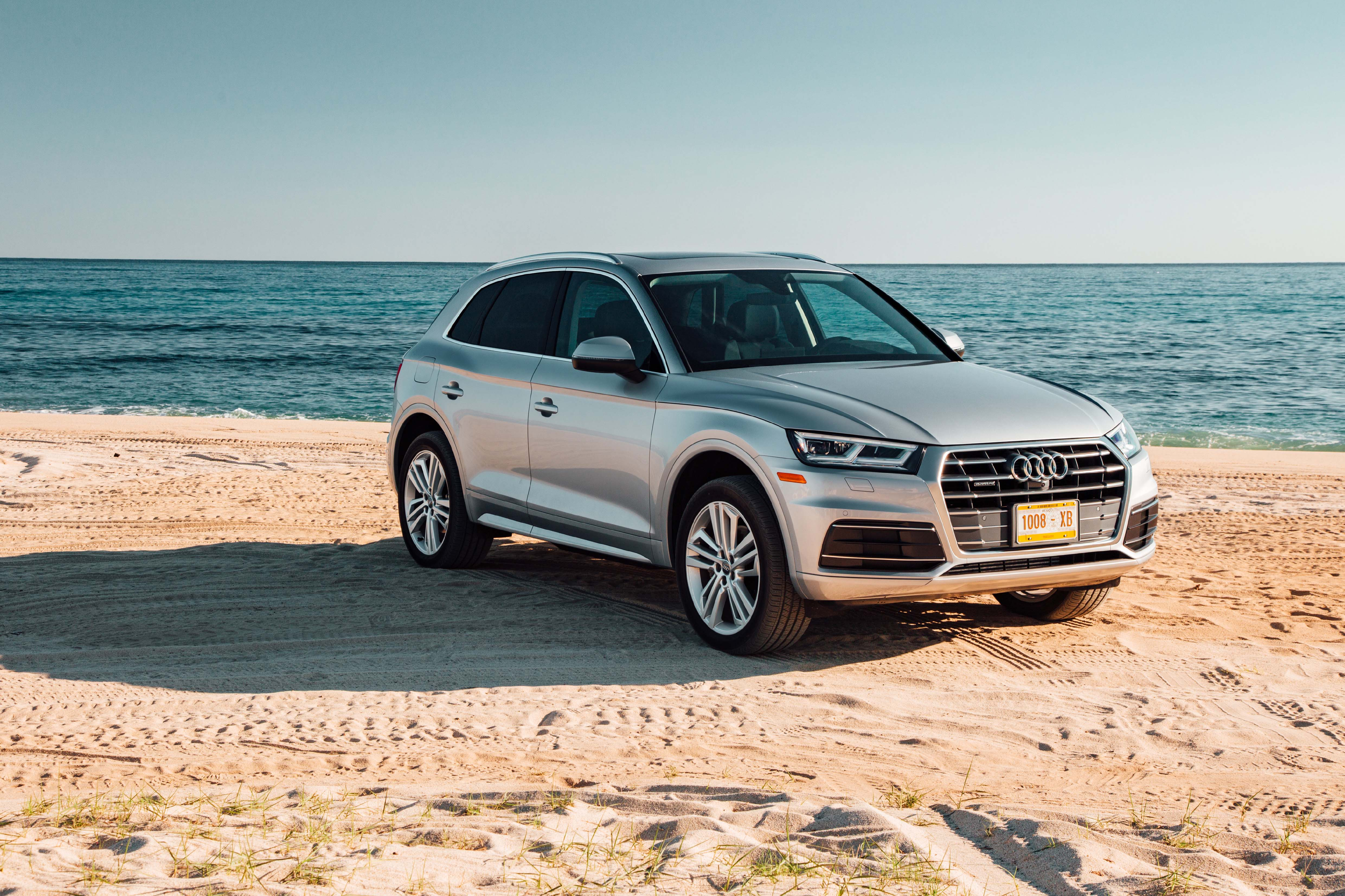 Utility of the Year nominee: The Audi Q5