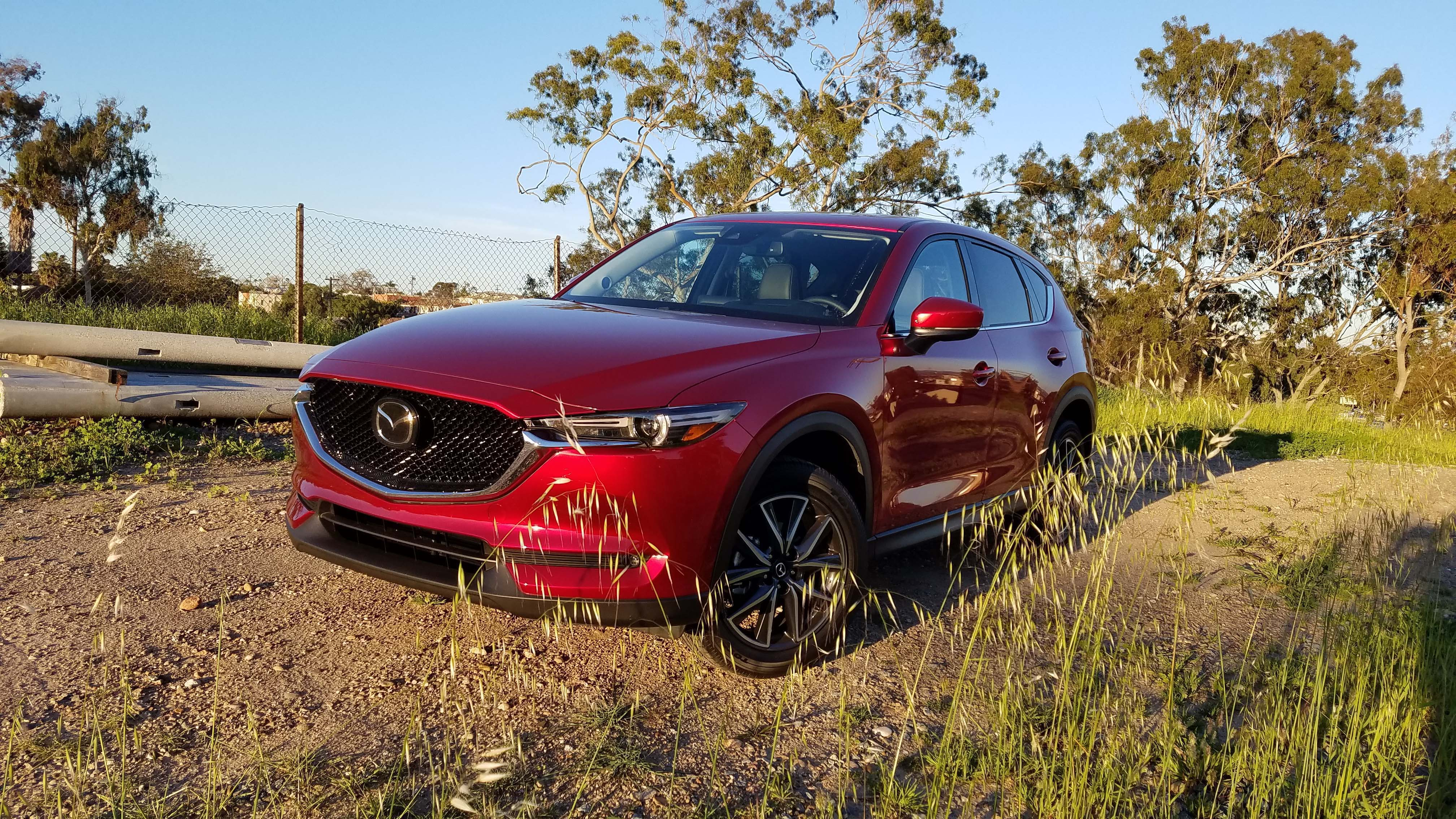 Utility of the Year nominee: The Mazda CX-5