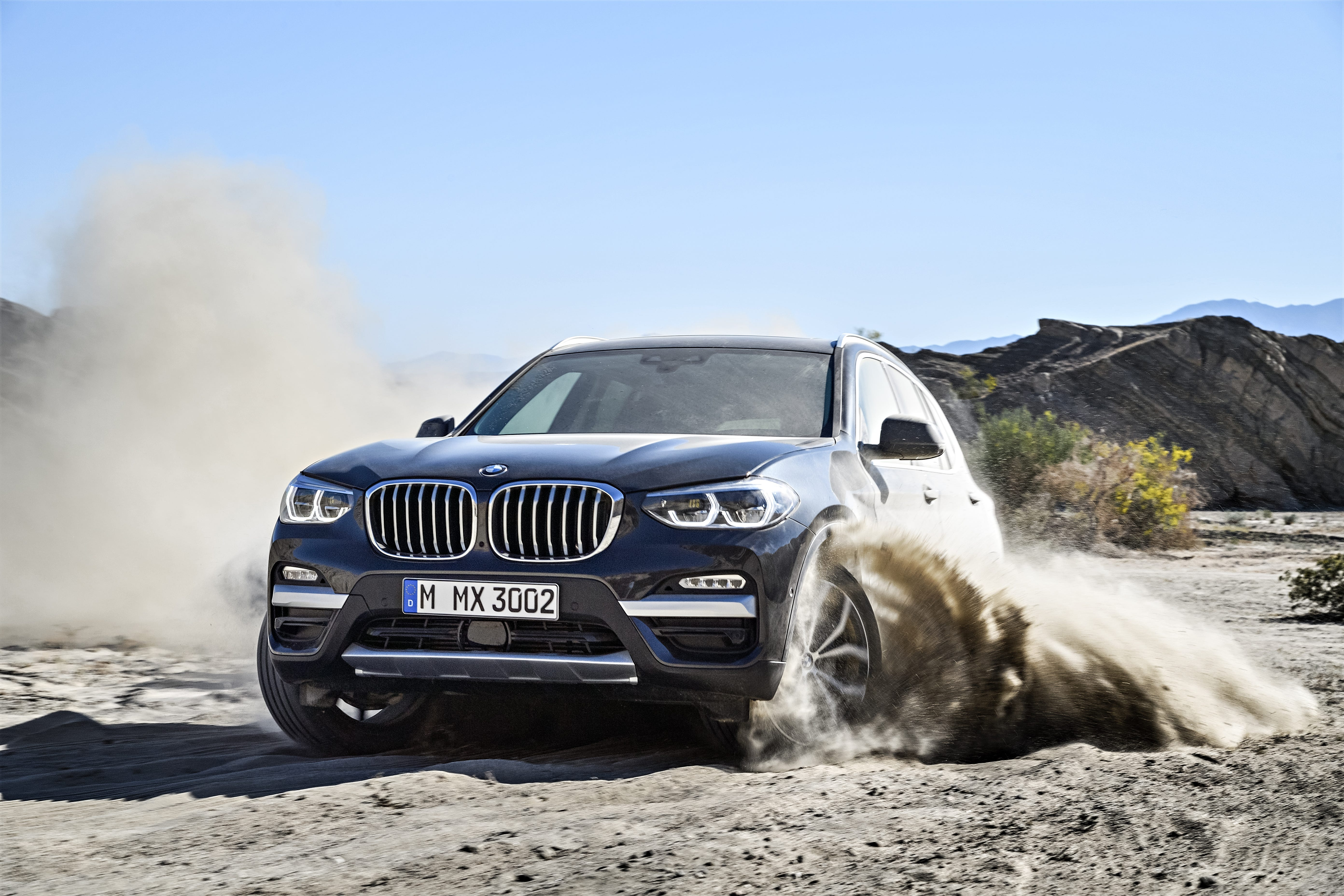 Utility of the Year nominee: The BMW X3