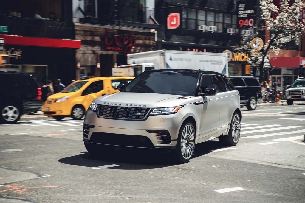 Utility of the Year nominee: The Range Rover Velar