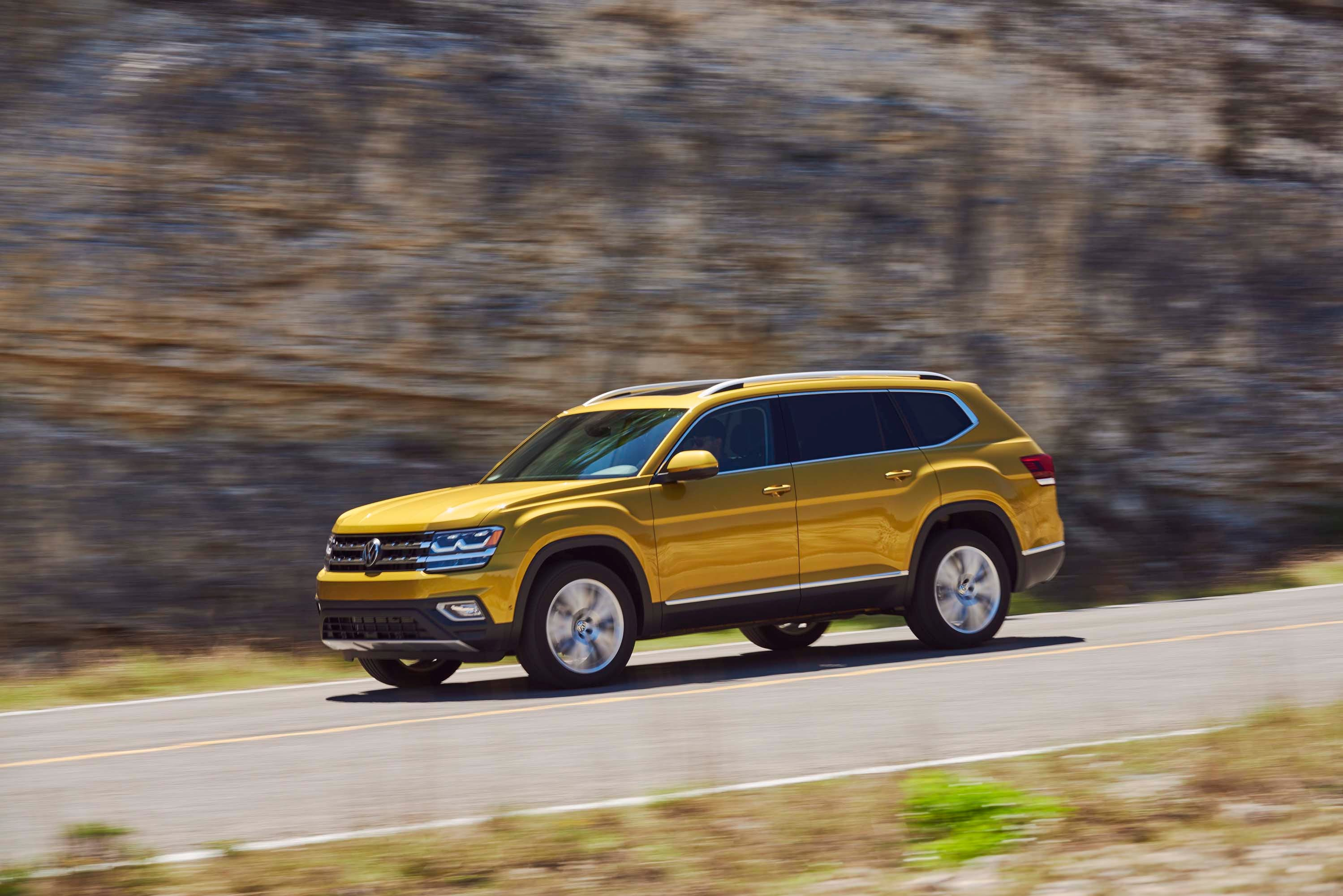 Utility of the Year nominee: The Volkswagen Atlas