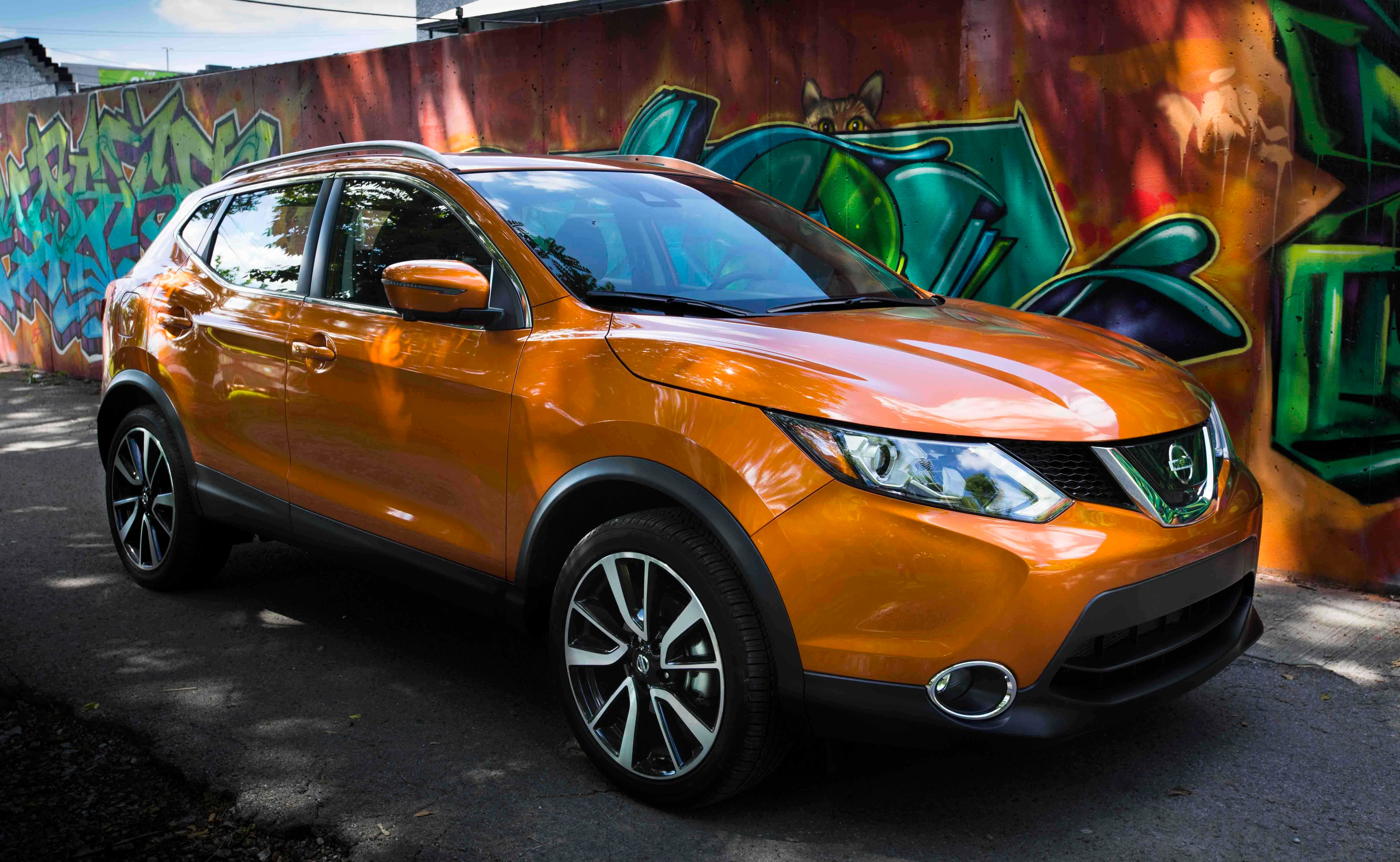 Utility of the Year nominee: The Nissan Rogue Sport