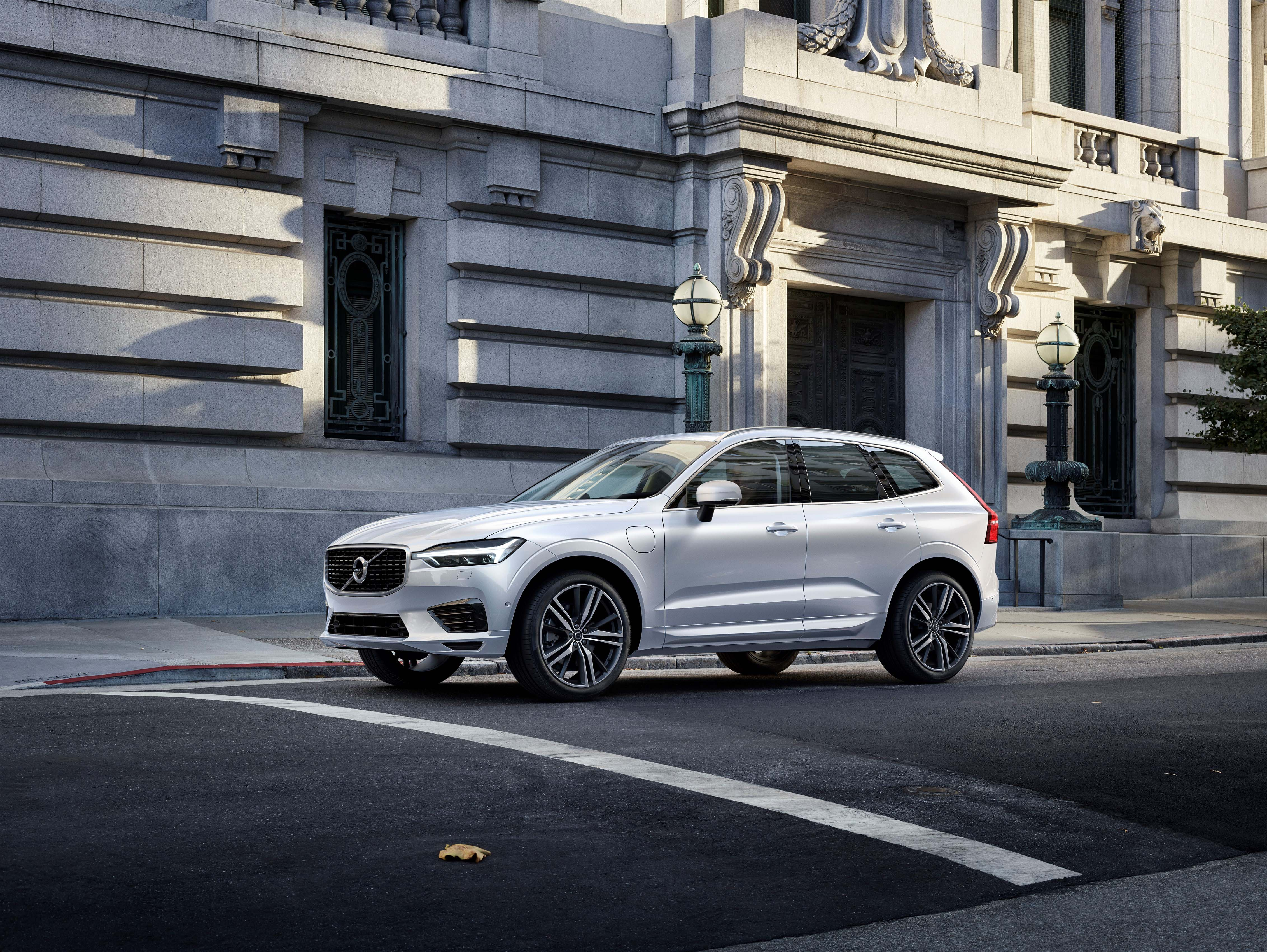 Utility of the Year finalist: The Volvo XC60