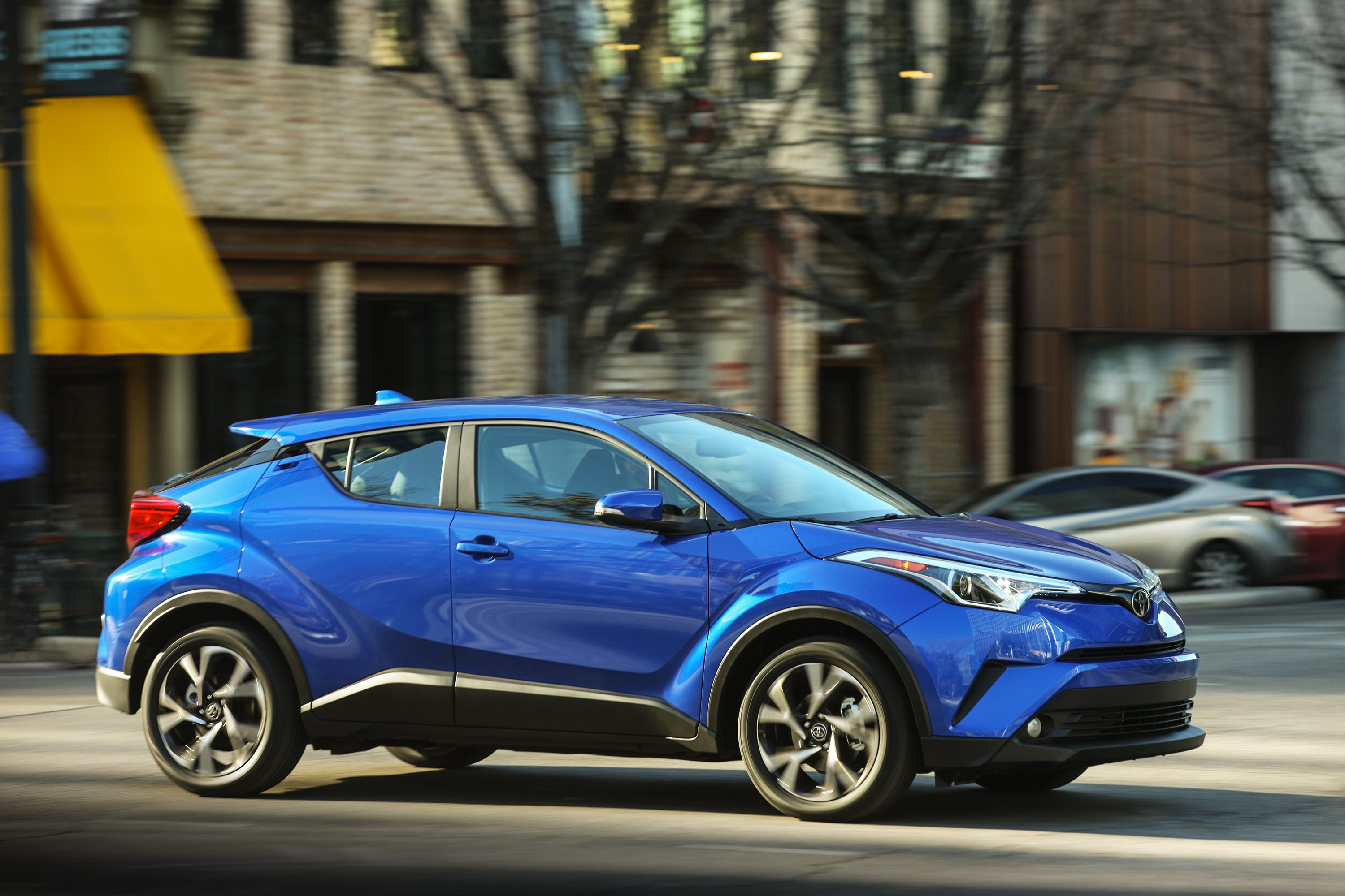 Utility of the Year nominee: The Toyota C-HR