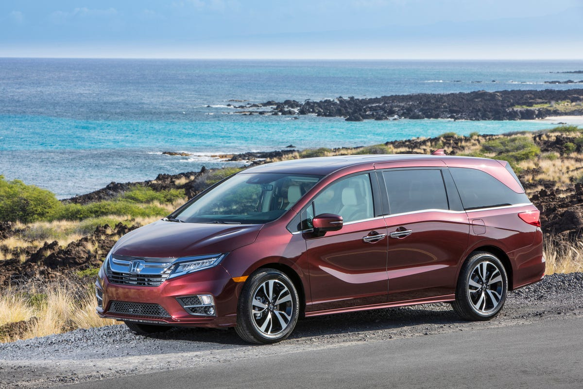 Utility of the Year nominee: The Honda Odyssey