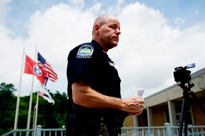 Knoxville Police Chief David Rausch took 47 trips that spanned 116 days and 15 states,plus Washington, D.C., in 2017.