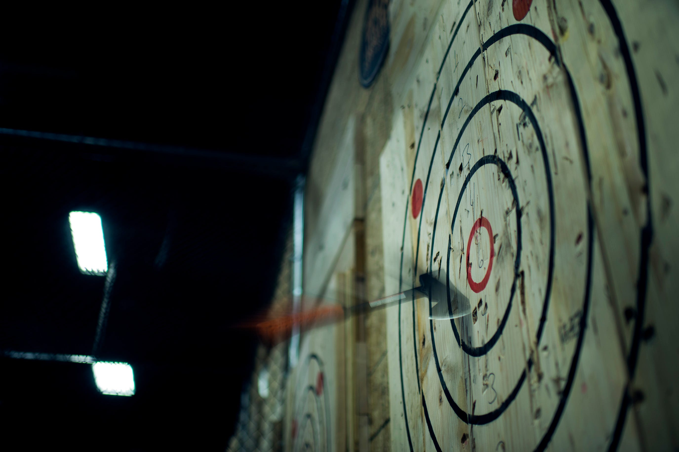 Escape 605 to open downtown, feature axe-throwing (yes, you read that right) | Argus Leader